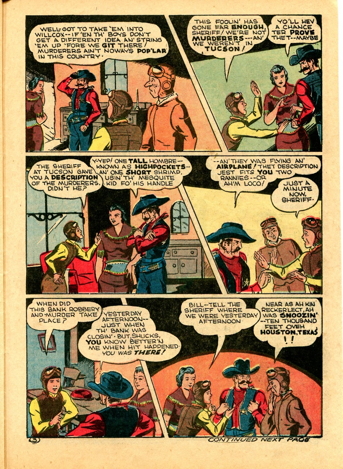 Read online Famous Funnies comic -  Issue #102 - 49