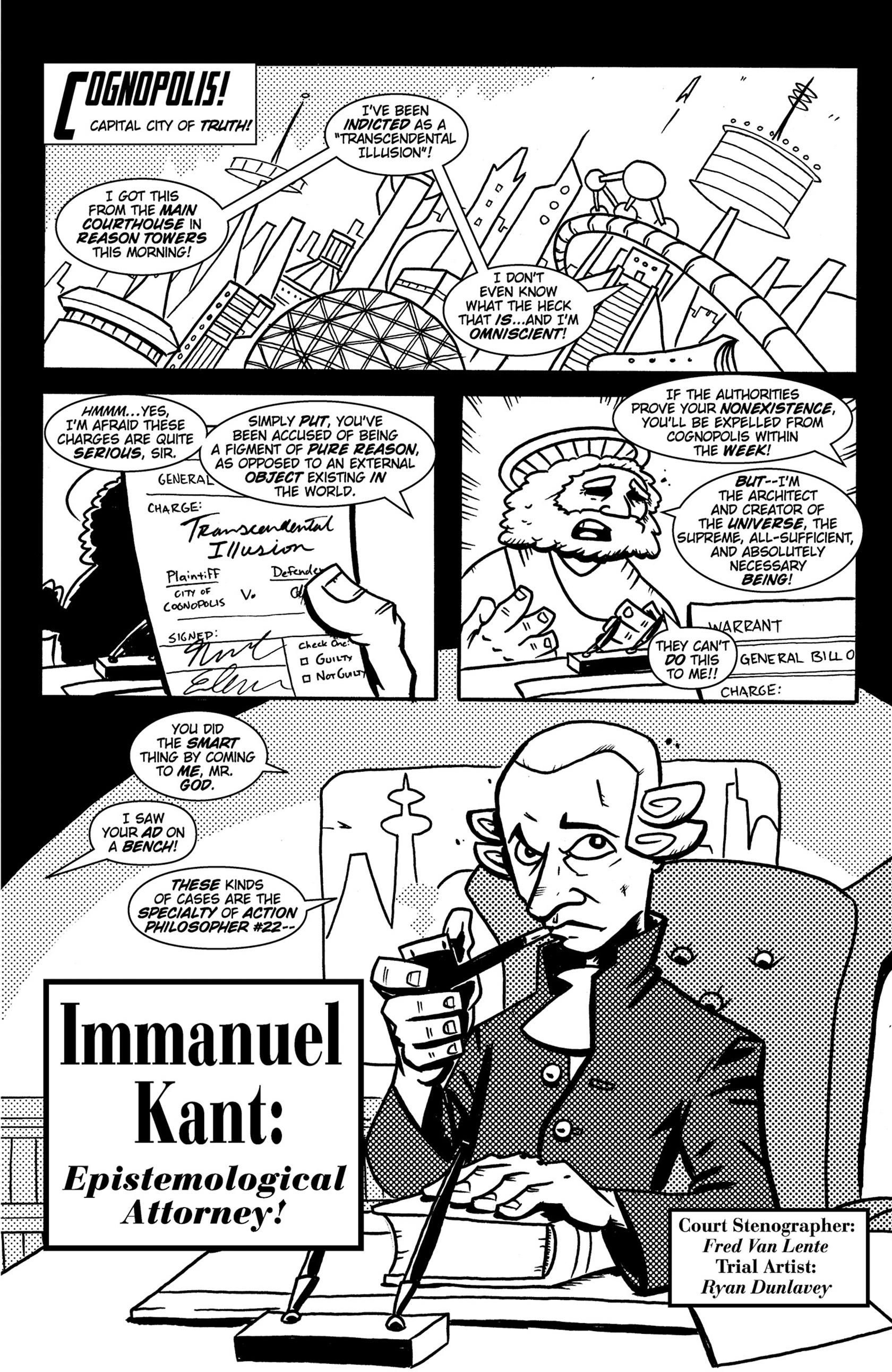 Read online Action Philosophers! comic -  Issue #Action Philosophers! TPB (Part 1) - 167