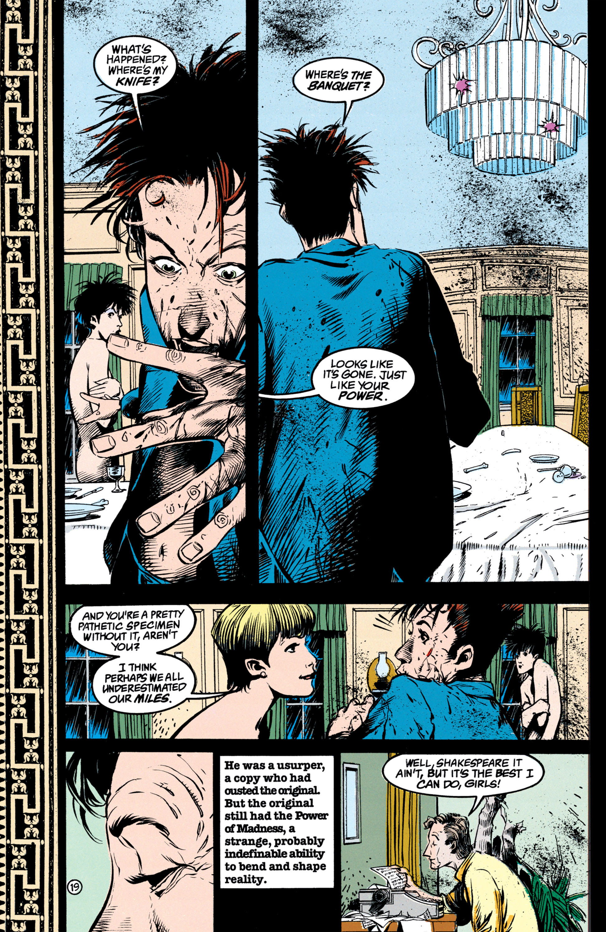 Read online Shade, the Changing Man comic -  Issue #39 - 20