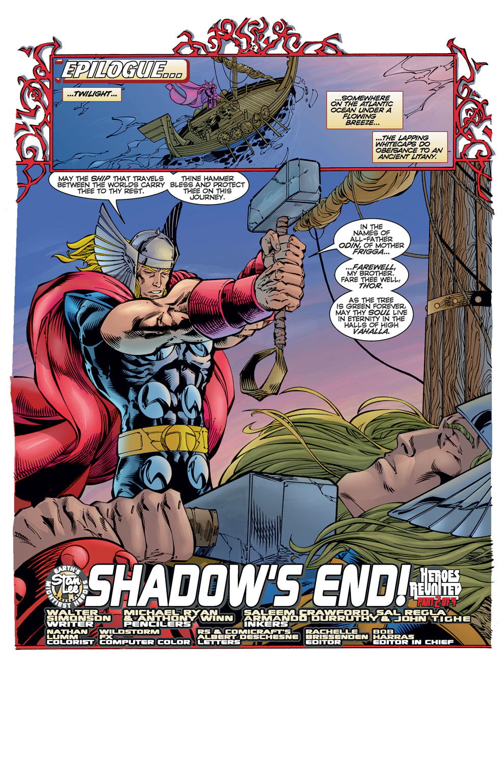 Read online Avengers (1996) comic -  Issue #12 - 2