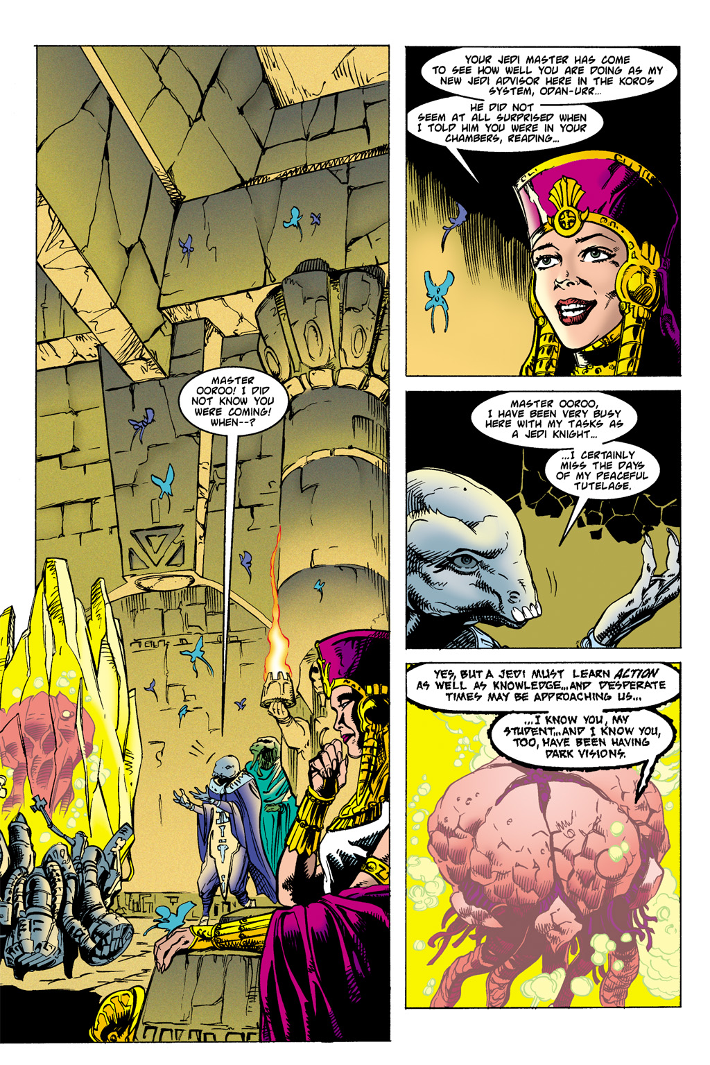 Read online Star Wars Omnibus comic -  Issue # Vol. 4 - 156