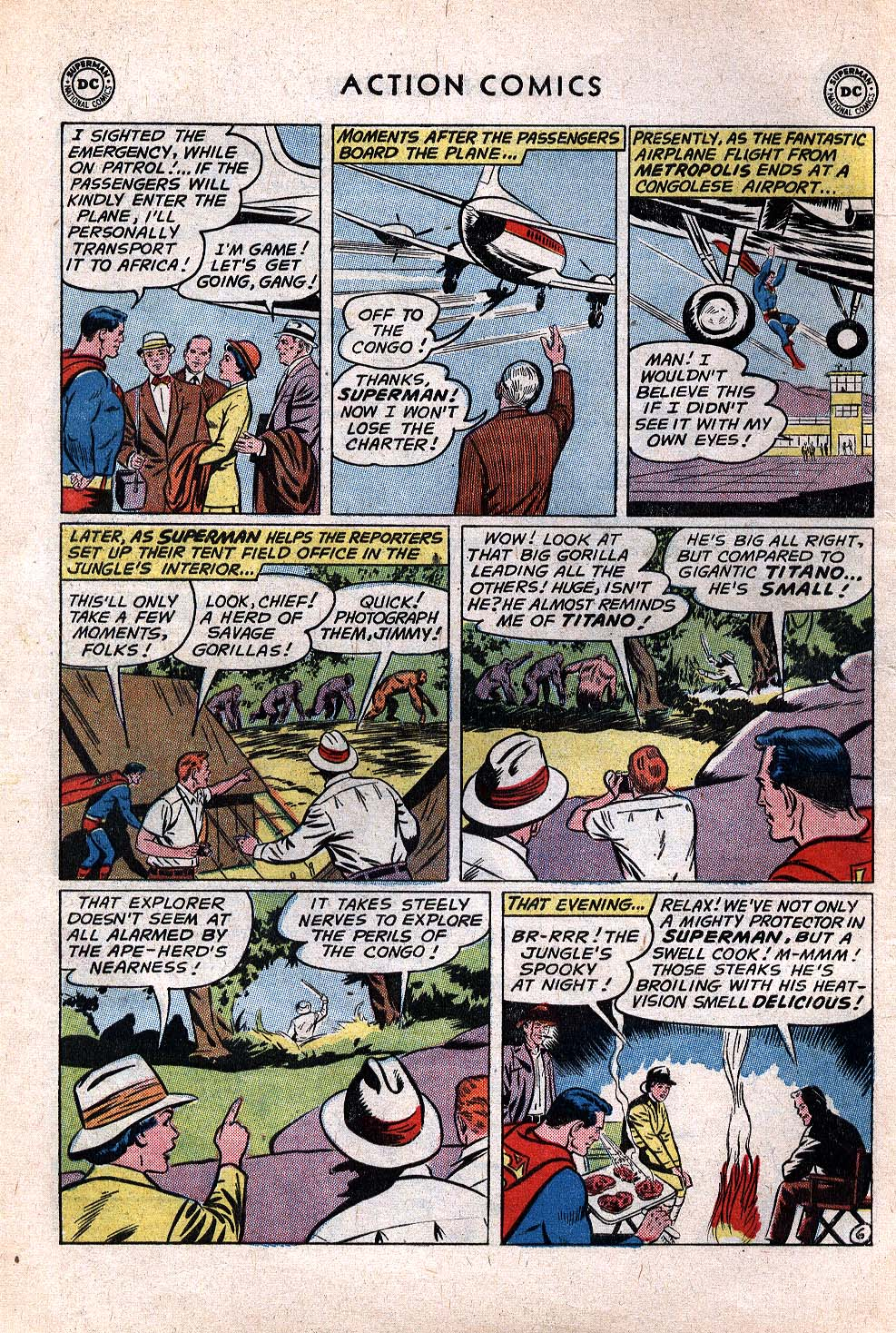 Action Comics (1938) 280 Page 7