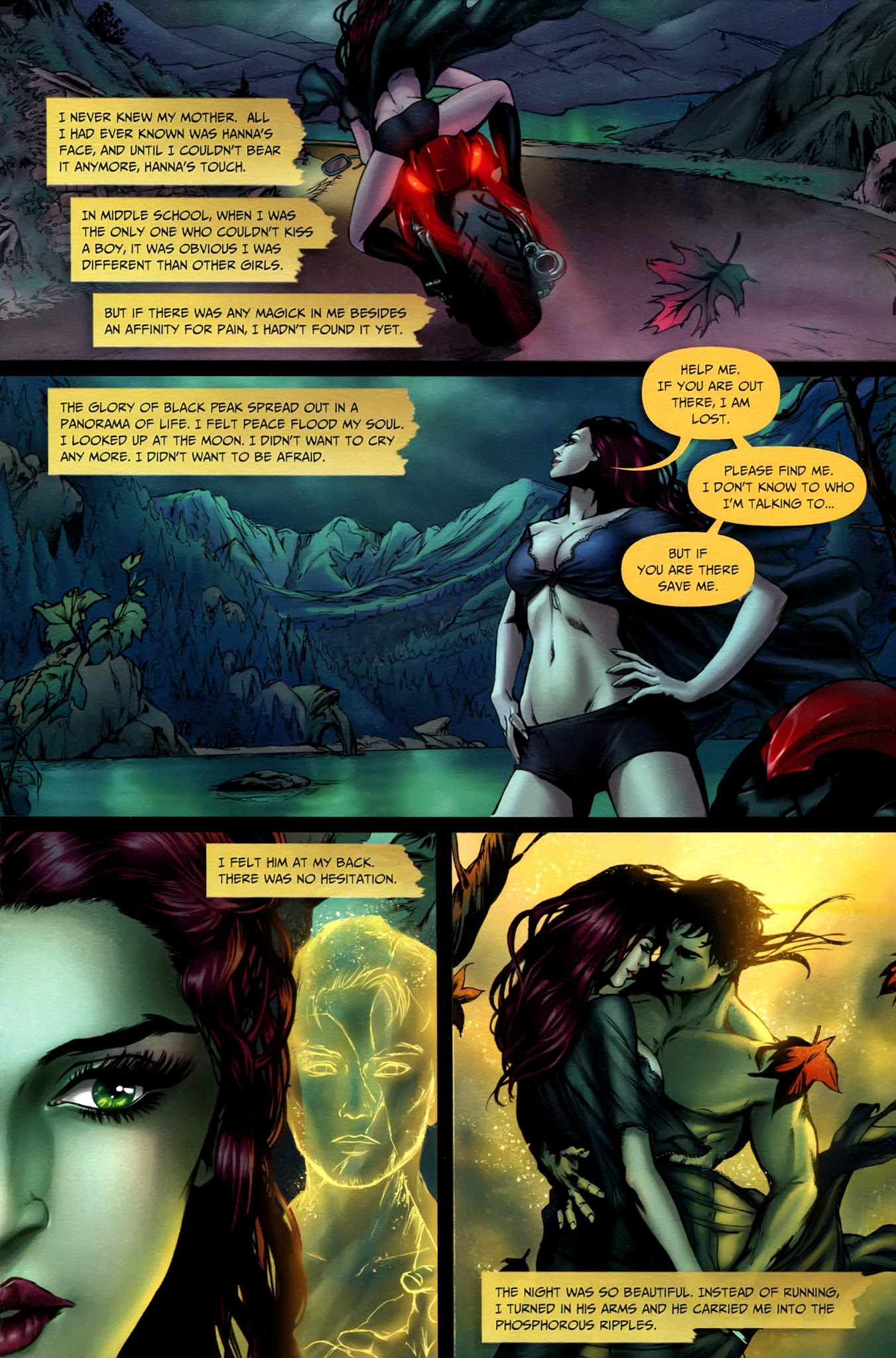 Ancient Dreams issue 0 - Page 26