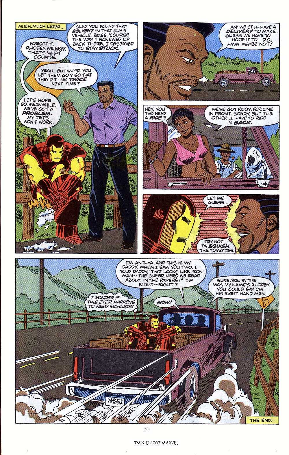Iron Man Annual issue 12 - Page 55
