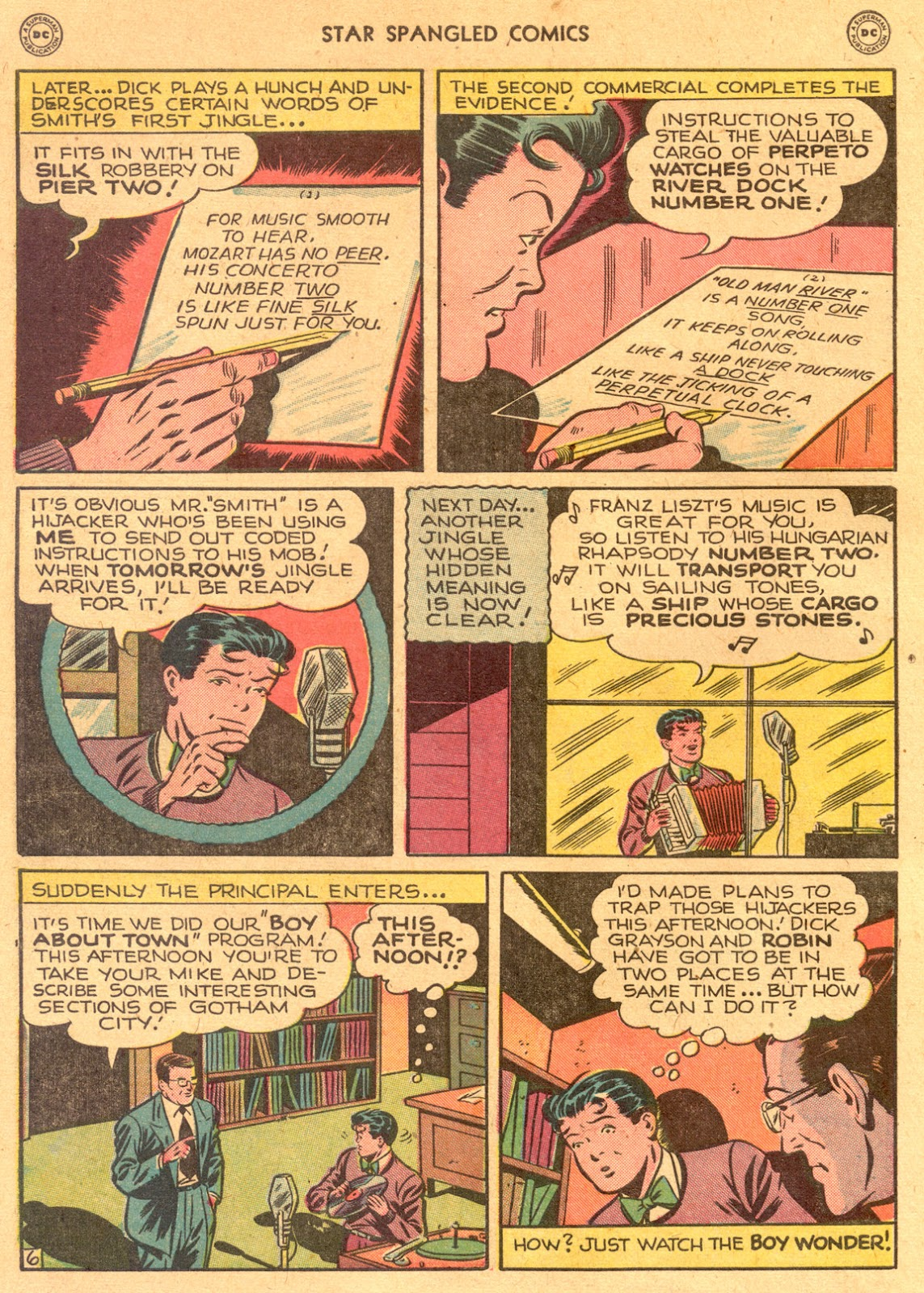 Star Spangled Comics (1941) issue 80 - Page 8