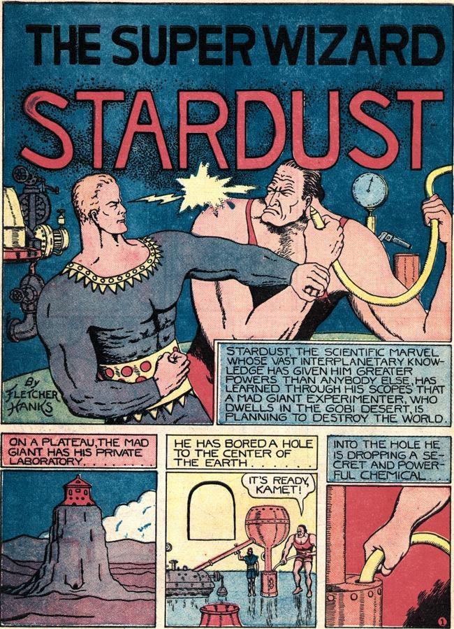 Read online Fantastic Comics comic -  Issue #4 - 53