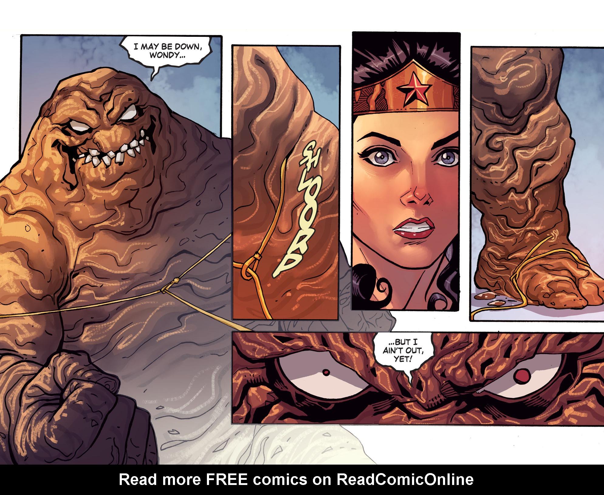 Read online Wonder Woman '77 [I] comic -  Issue #14 - 18