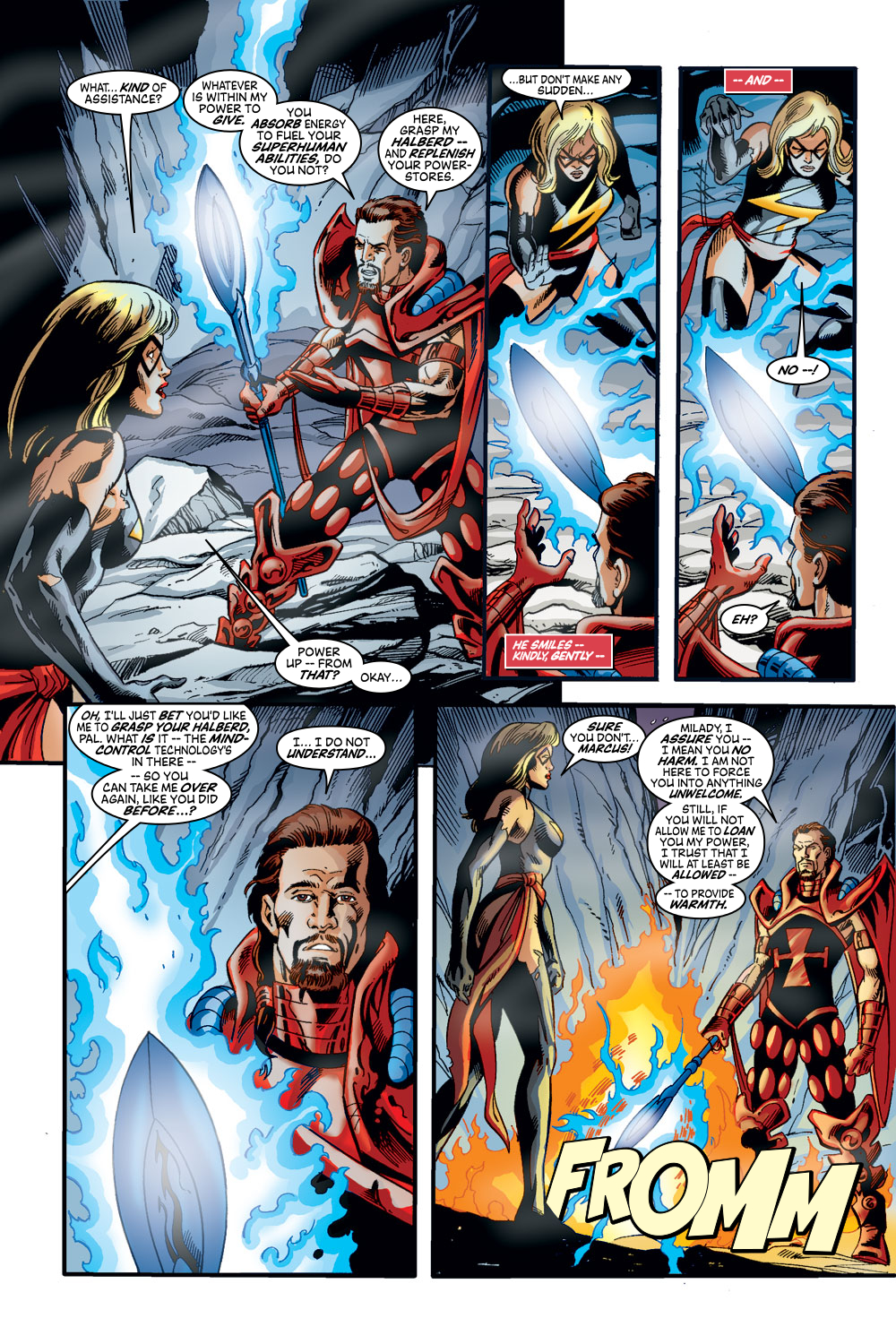 Read online Avengers (1998) comic -  Issue #47 - 11