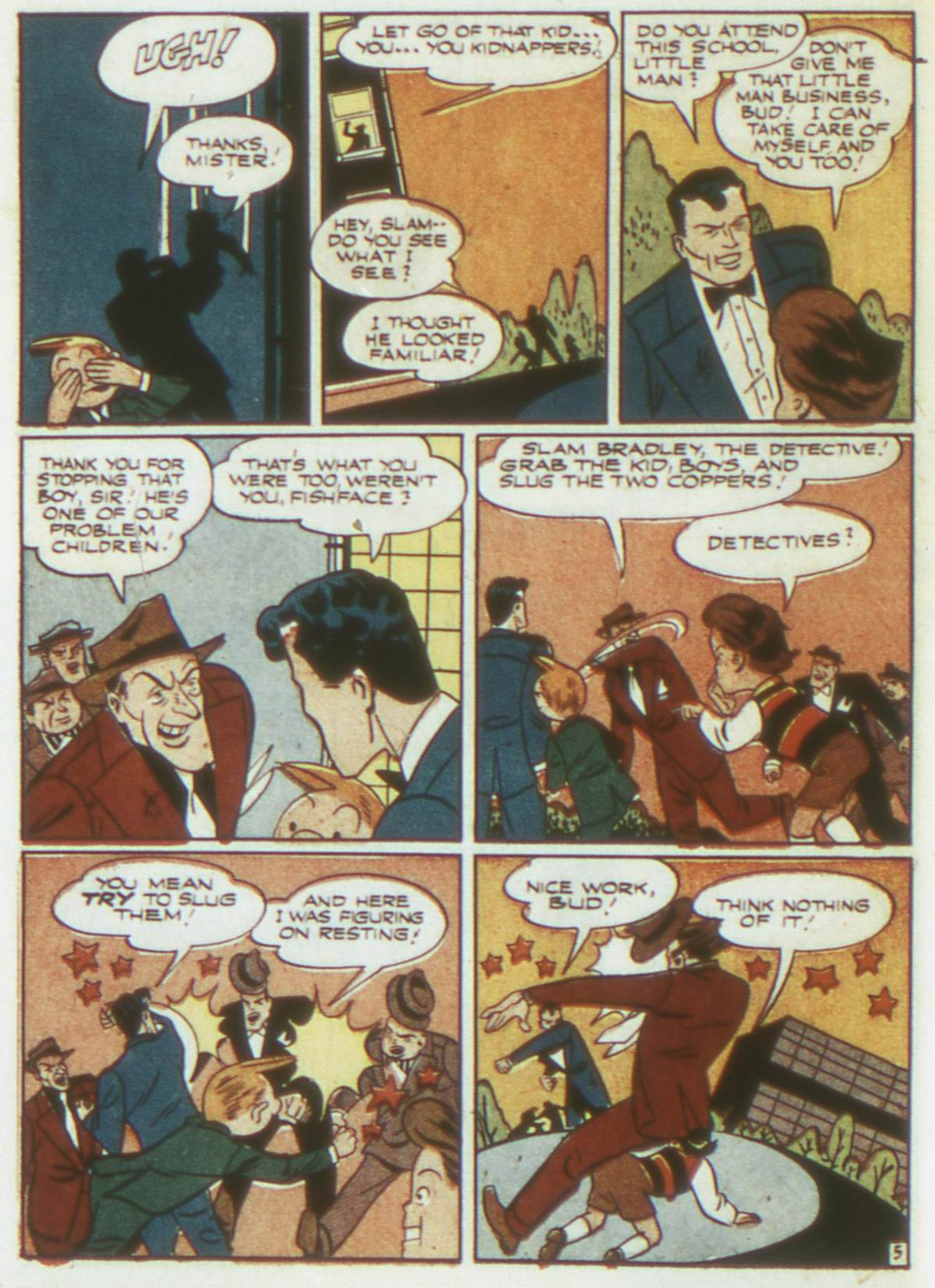 Read online Detective Comics (1937) comic -  Issue #87 - 40