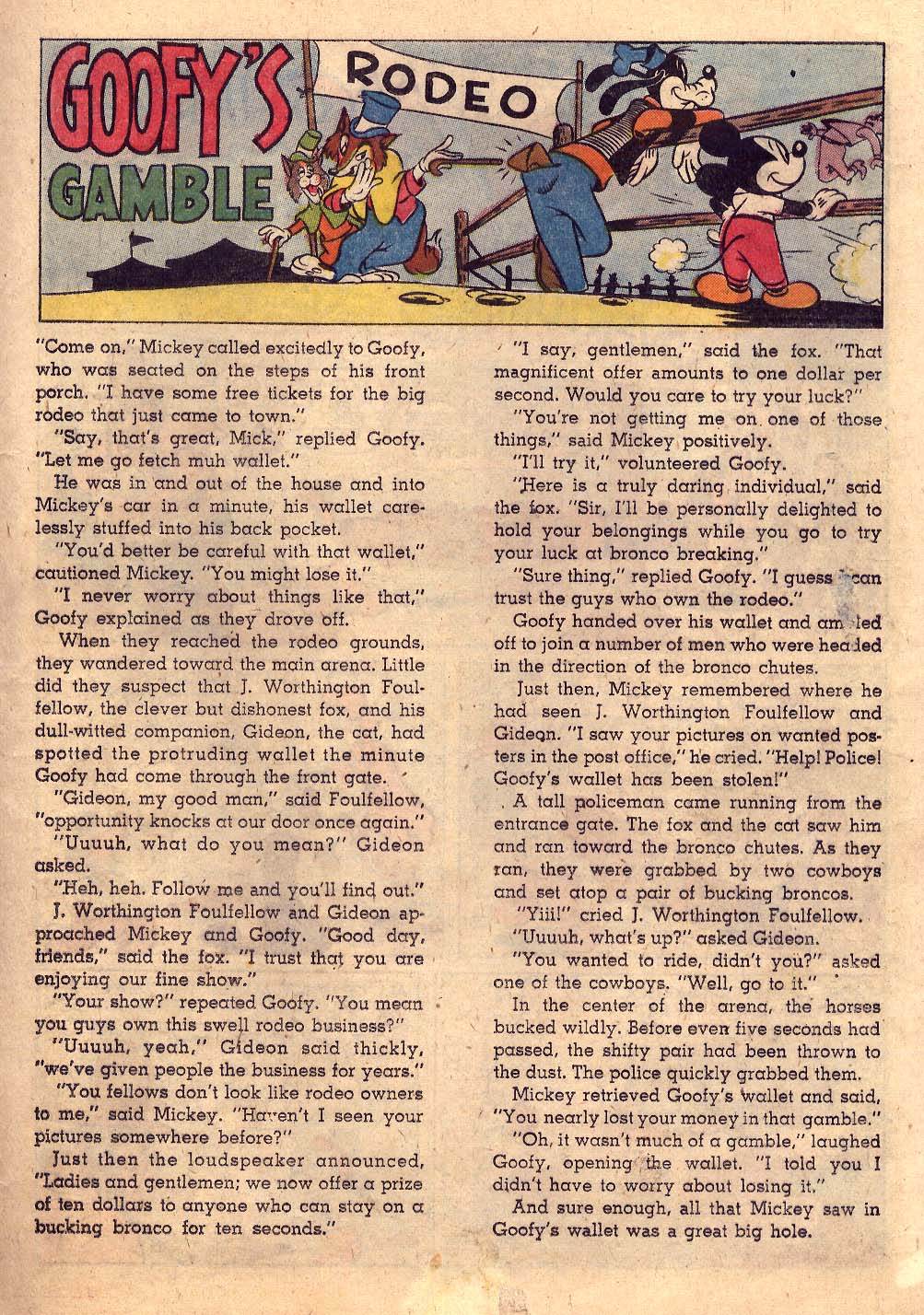 Walt Disney's Comics and Stories issue 224 - Page 25