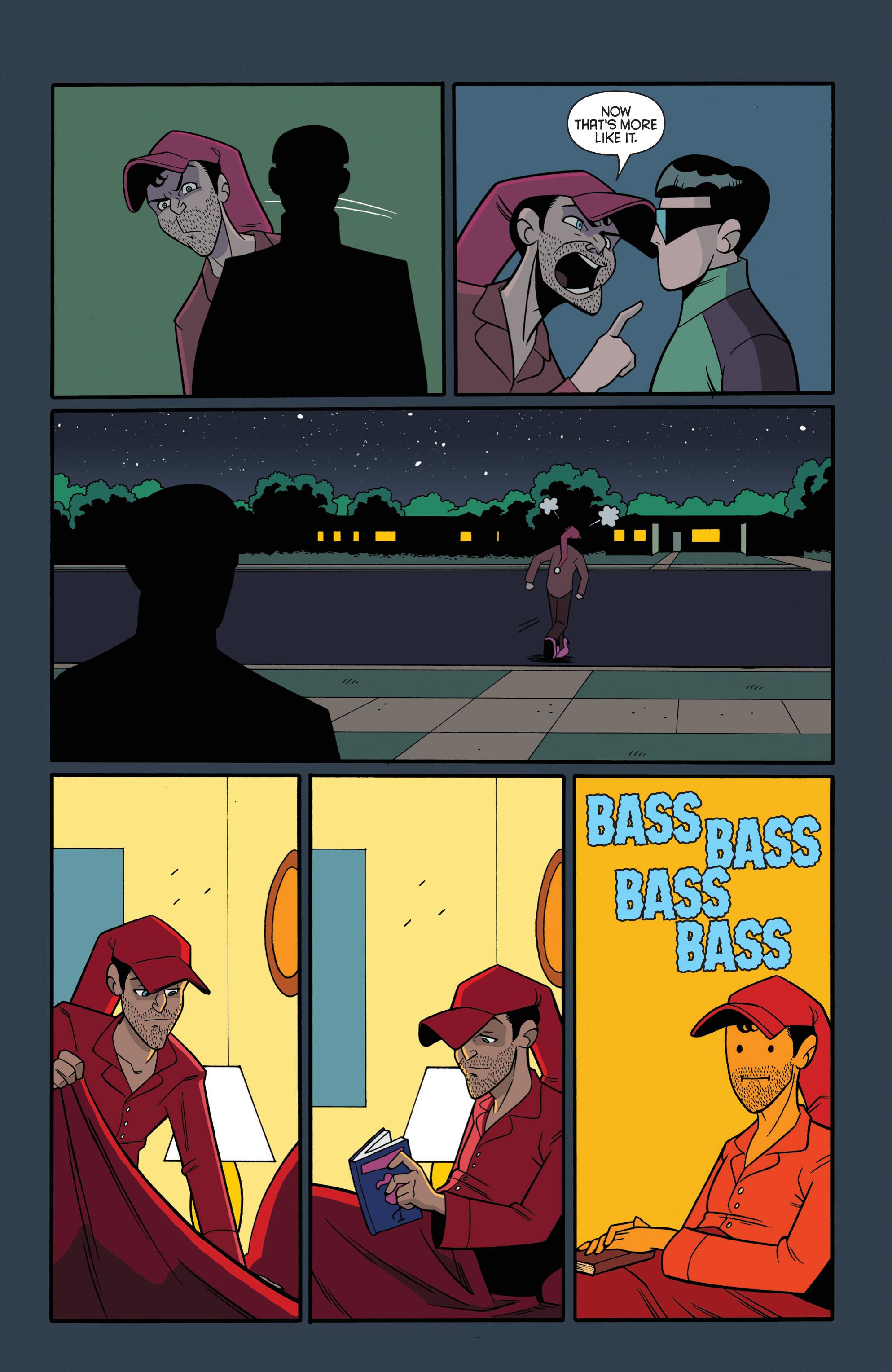 Read online Smosh comic -  Issue #5 - 27
