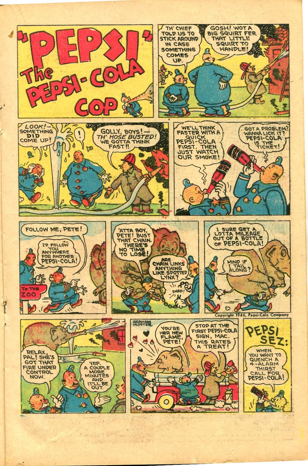 Read online Famous Funnies comic -  Issue #147 - 25