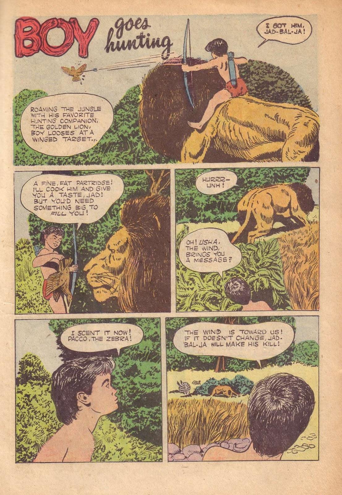 Tarzan (1948) issue 50 - Page 19