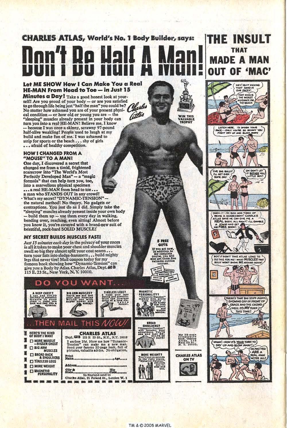 Read online Uncanny X-Men (1963) comic -  Issue #81 - 34
