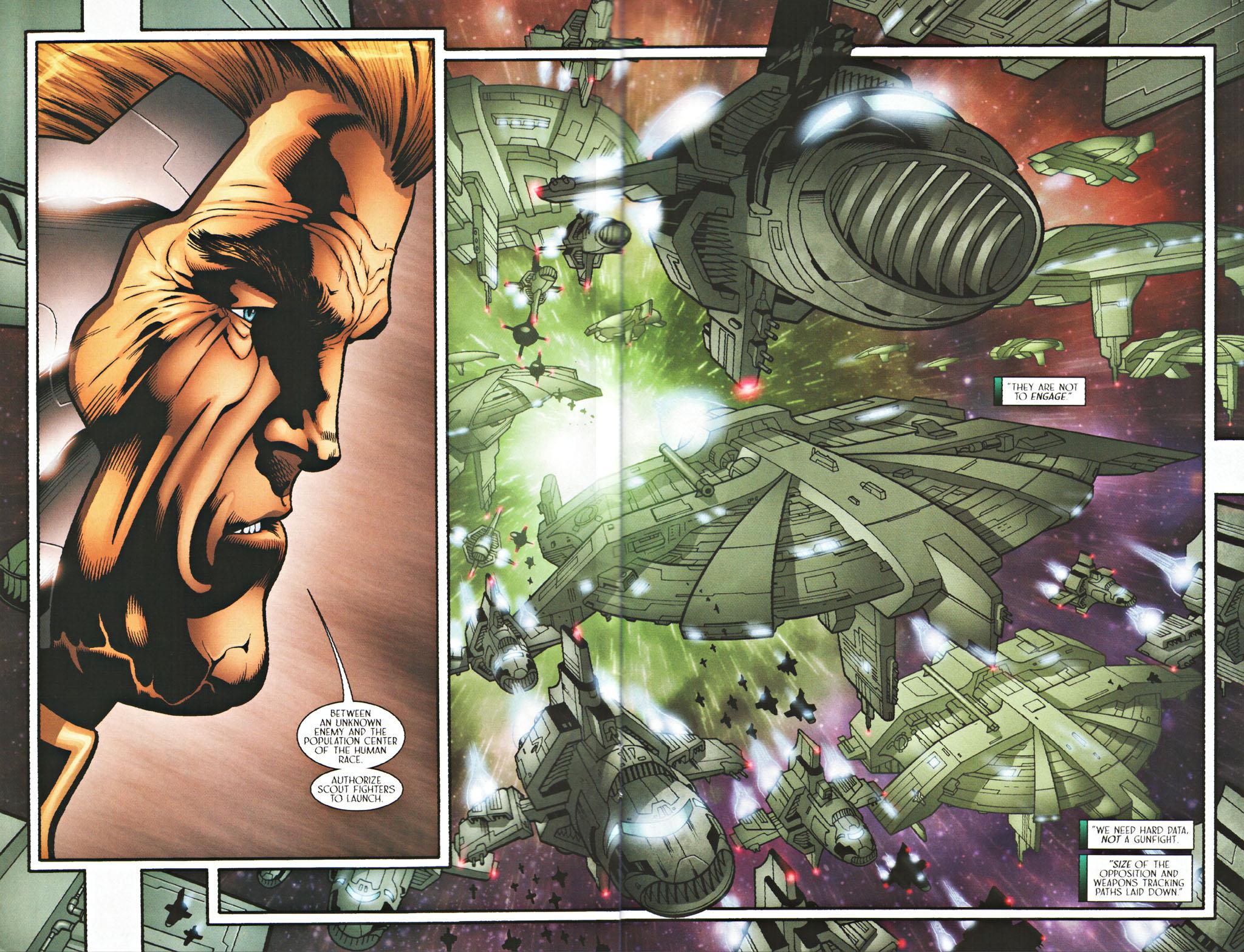 Read online Sigil (2000) comic -  Issue #40 - 4