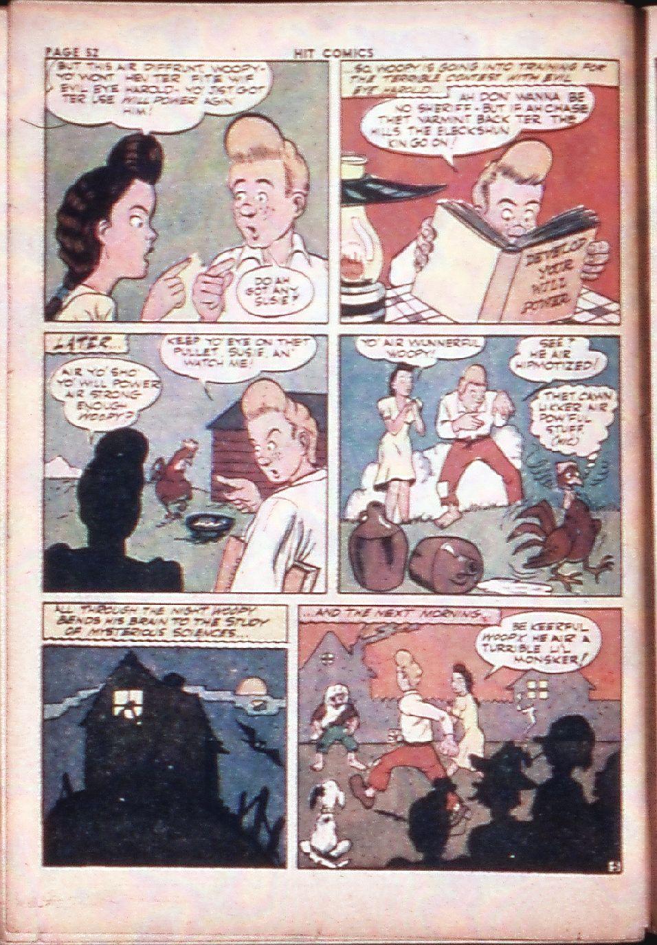 Read online Hit Comics comic -  Issue #29 - 54