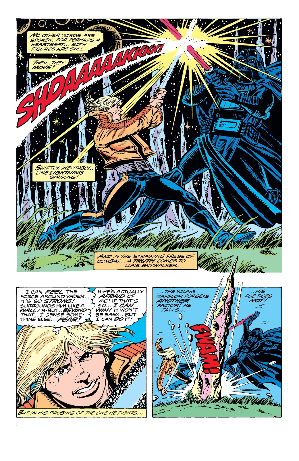 Read online Star Wars Legends: The Original Marvel Years - Epic Collection comic -  Issue # TPB 2 (Part 3) - 87