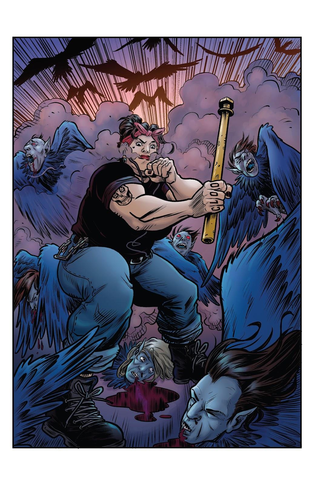 Read online Black Betty comic -  Issue #8 - 15