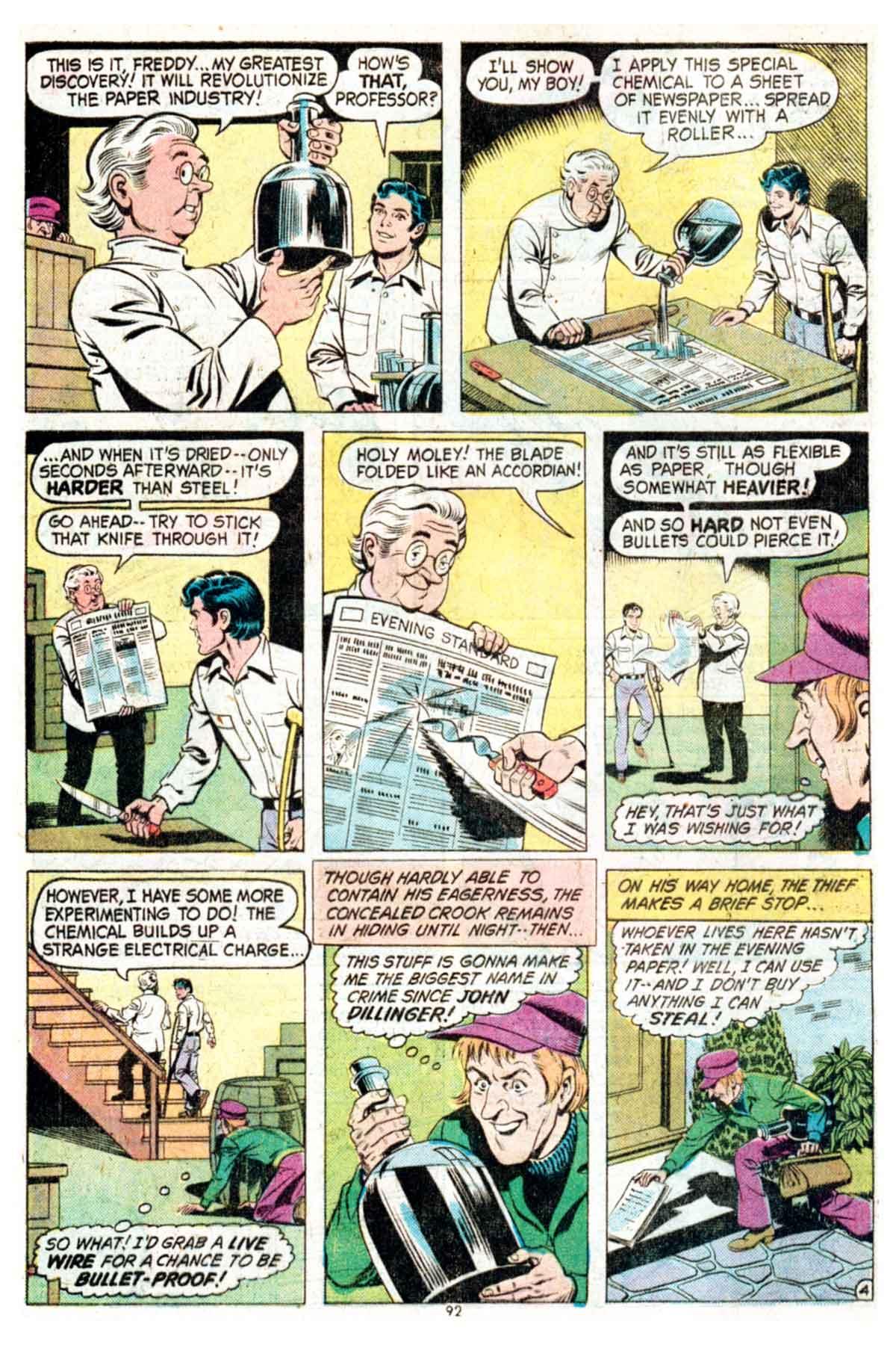 Read online Shazam! (1973) comic -  Issue #15 - 92