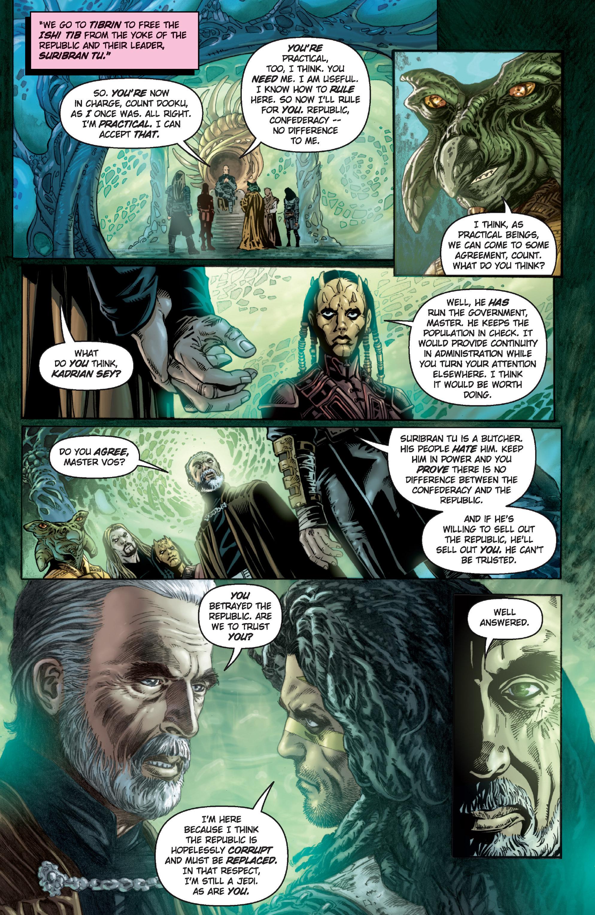 Read online Star Wars Omnibus comic -  Issue # Vol. 24 - 332
