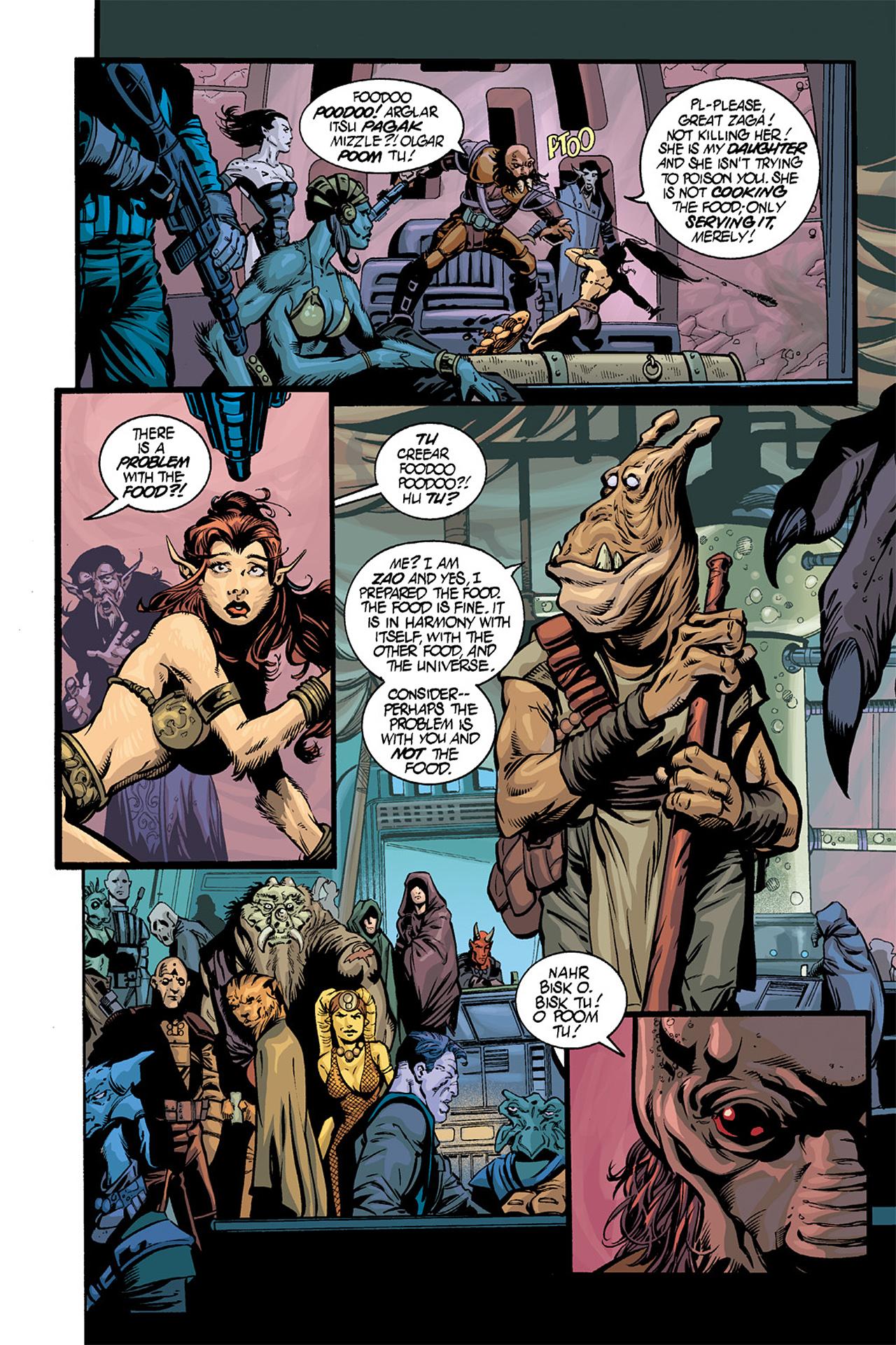 Read online Star Wars Omnibus comic -  Issue # Vol. 15 - 224