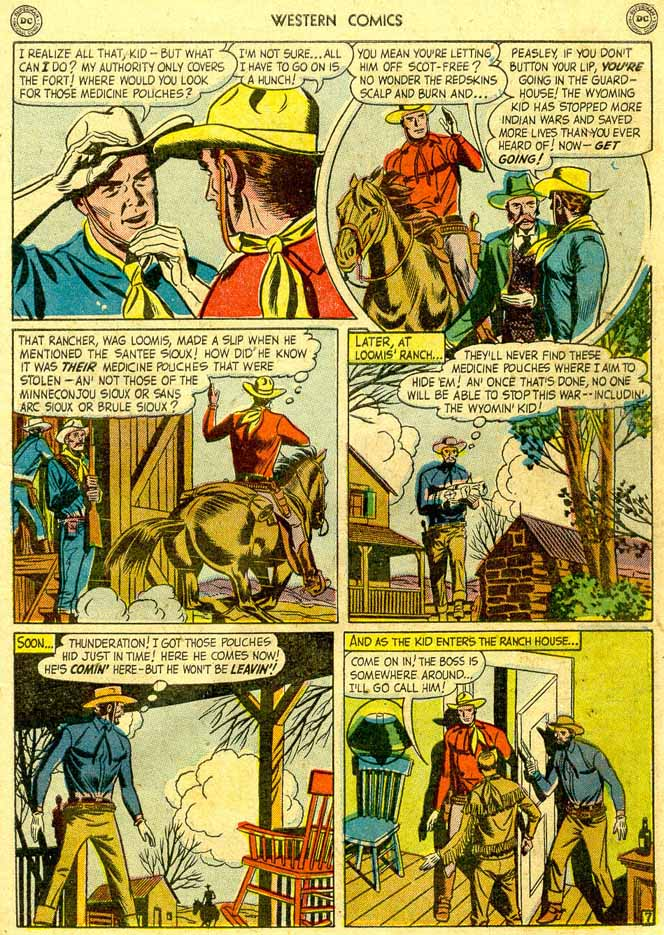Western Comics issue 23 - Page 9