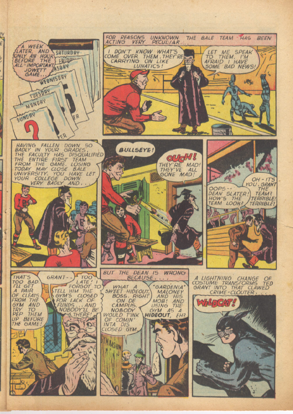 Read online Sensation (Mystery) Comics comic -  Issue #24 - 51