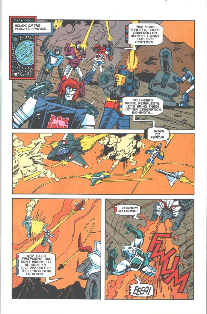 Read online Transformers: Generation 2 comic -  Issue #10 - 7