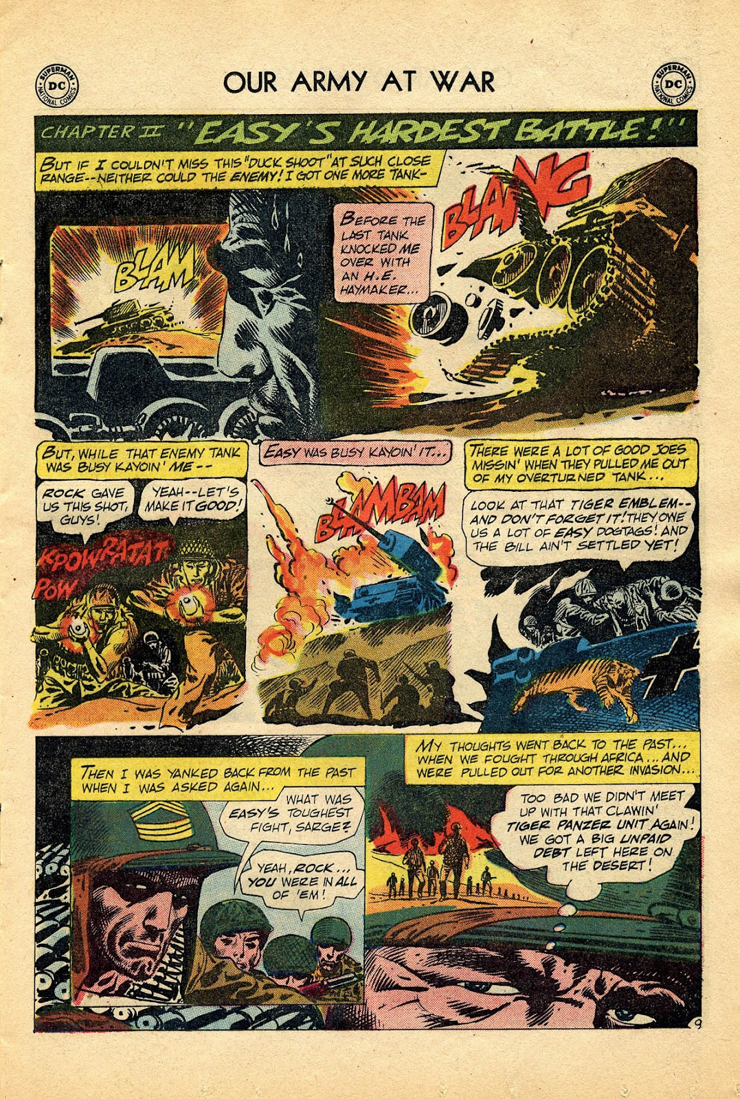Our Army at War (1952) issue 99 - Page 13