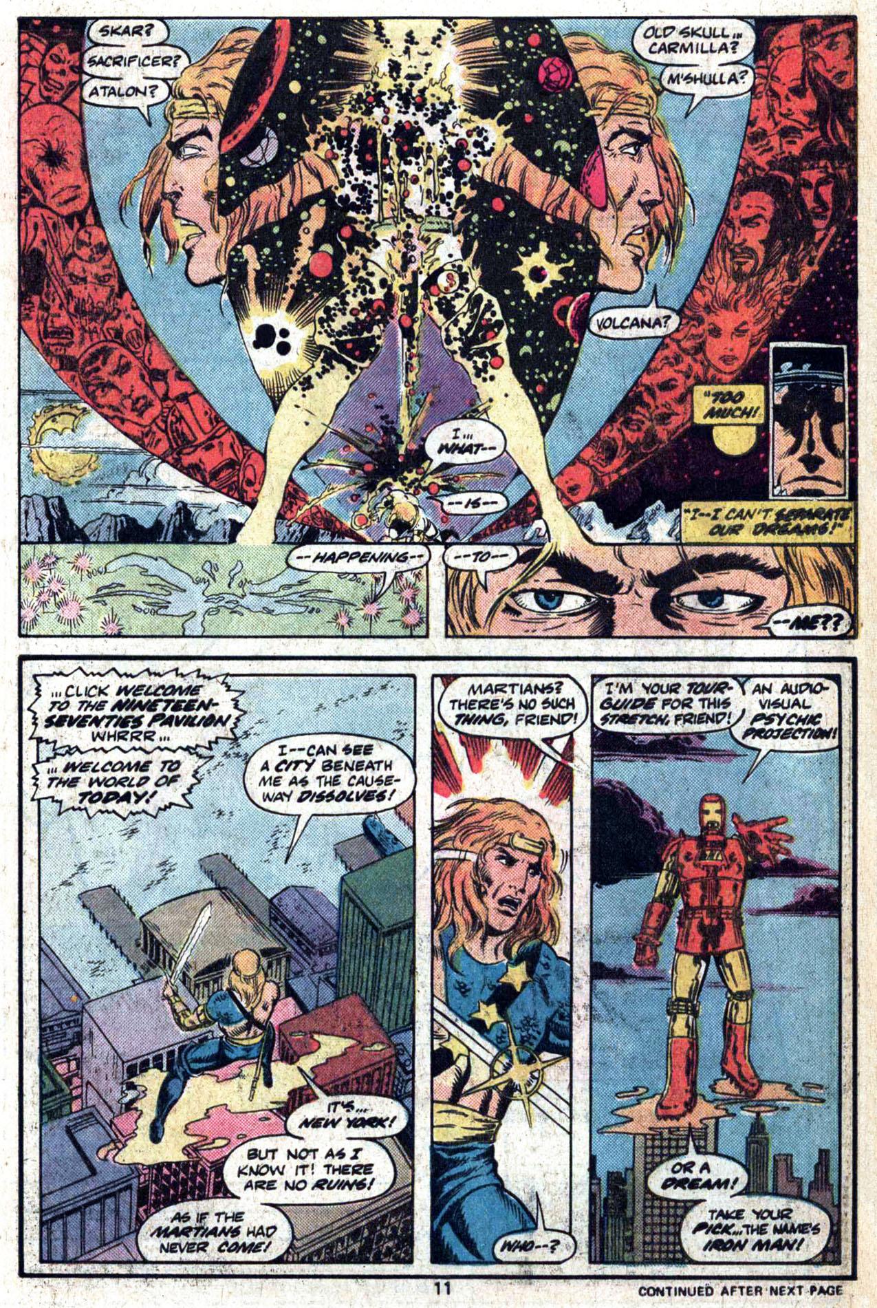 Read online Amazing Adventures (1970) comic -  Issue #38 - 13
