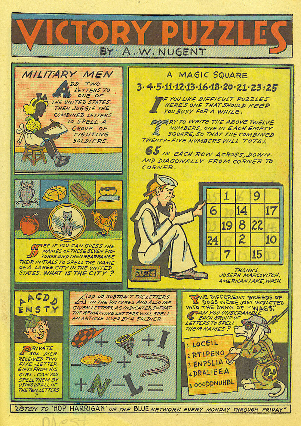 Read online Sensation (Mystery) Comics comic -  Issue #39 - 41