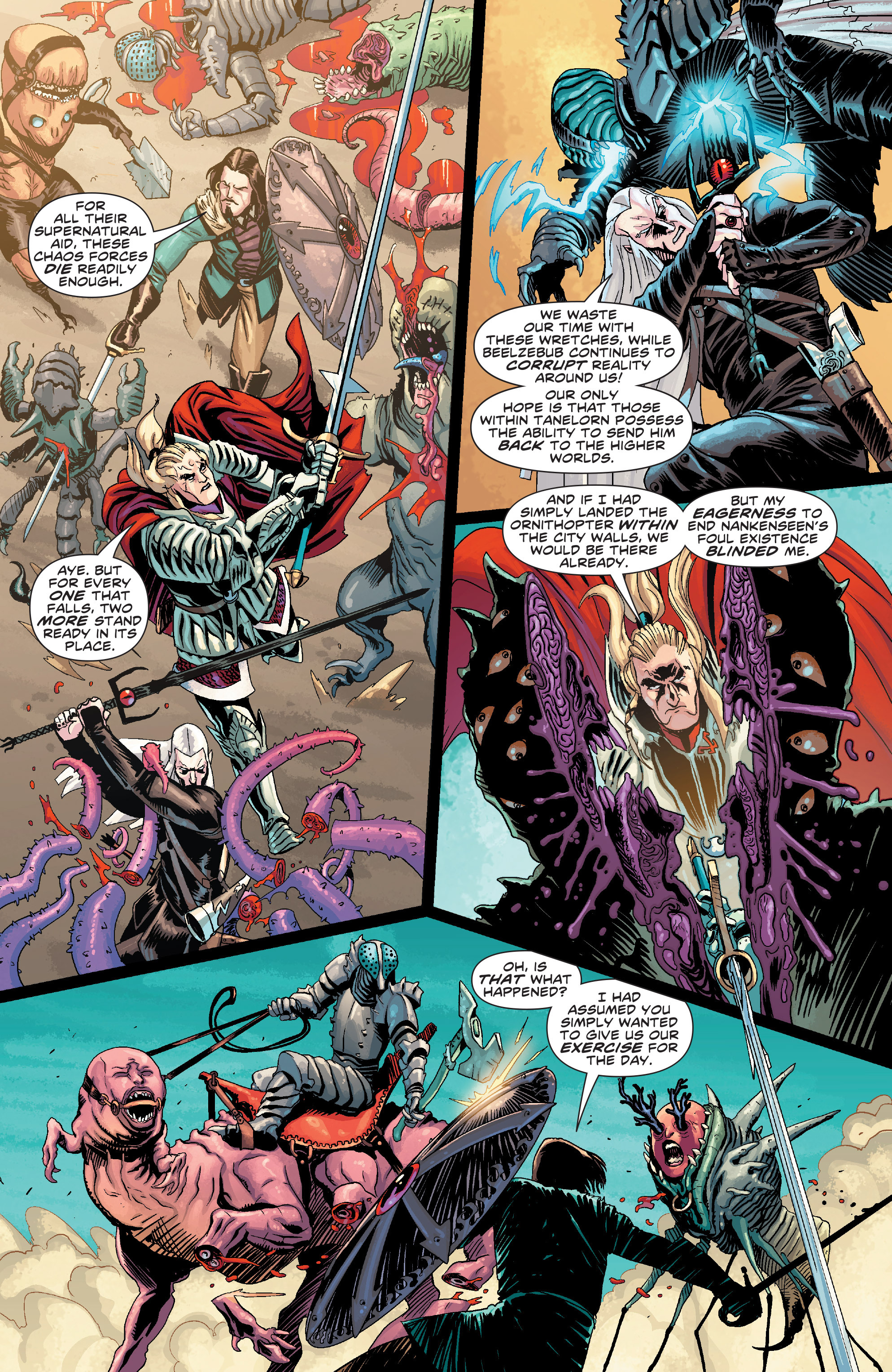 Read online Elric: The Balance Lost comic -  Issue # TPB 2 - 57