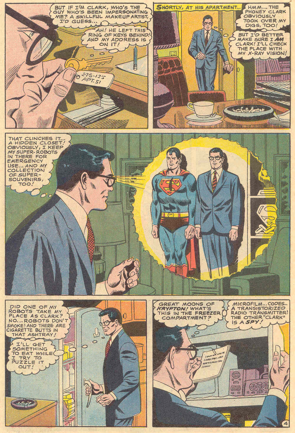 Read online Action Comics (1938) comic -  Issue #375 - 6