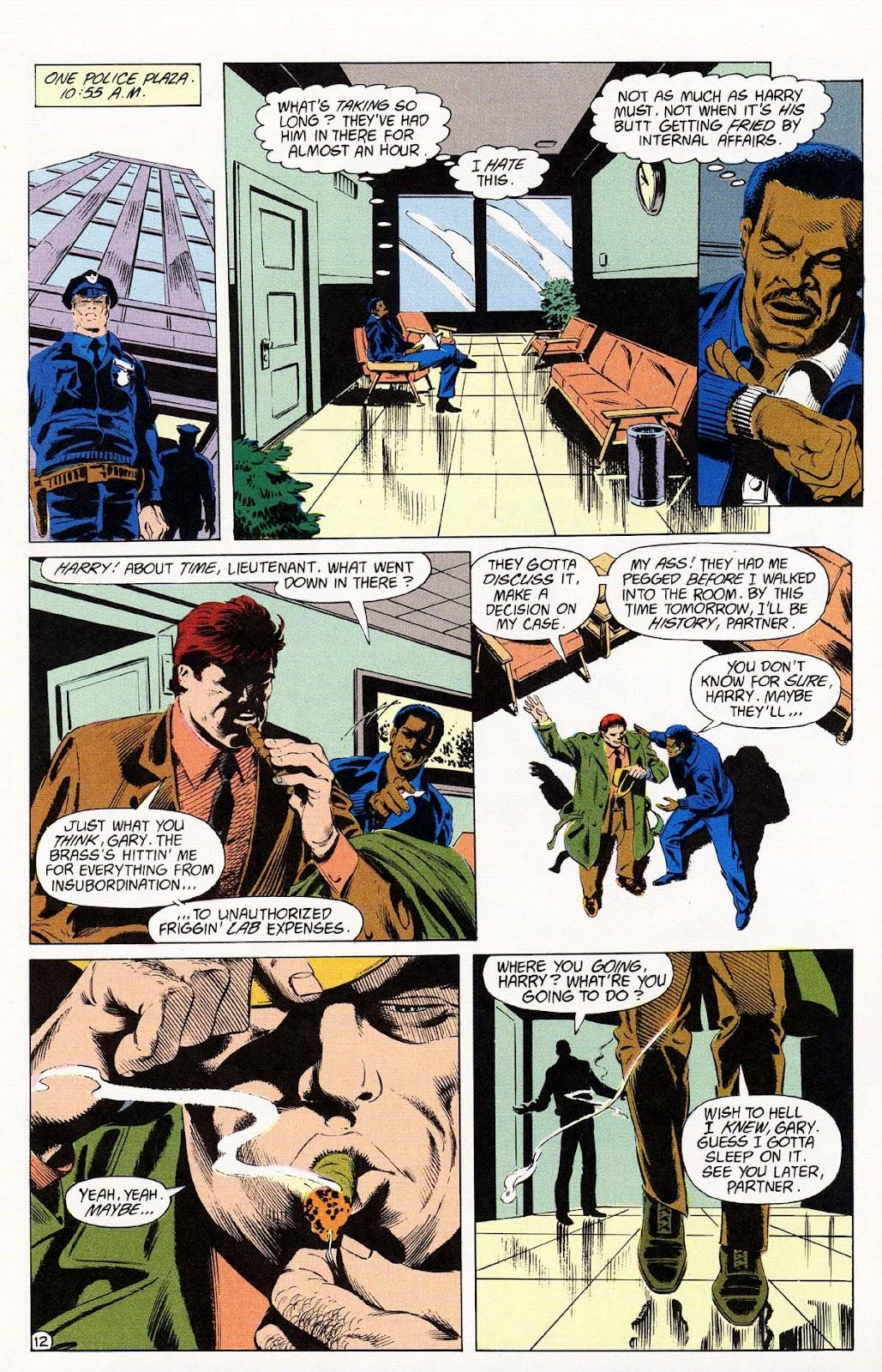 Vigilante (1983) issue 37 - Page 14
