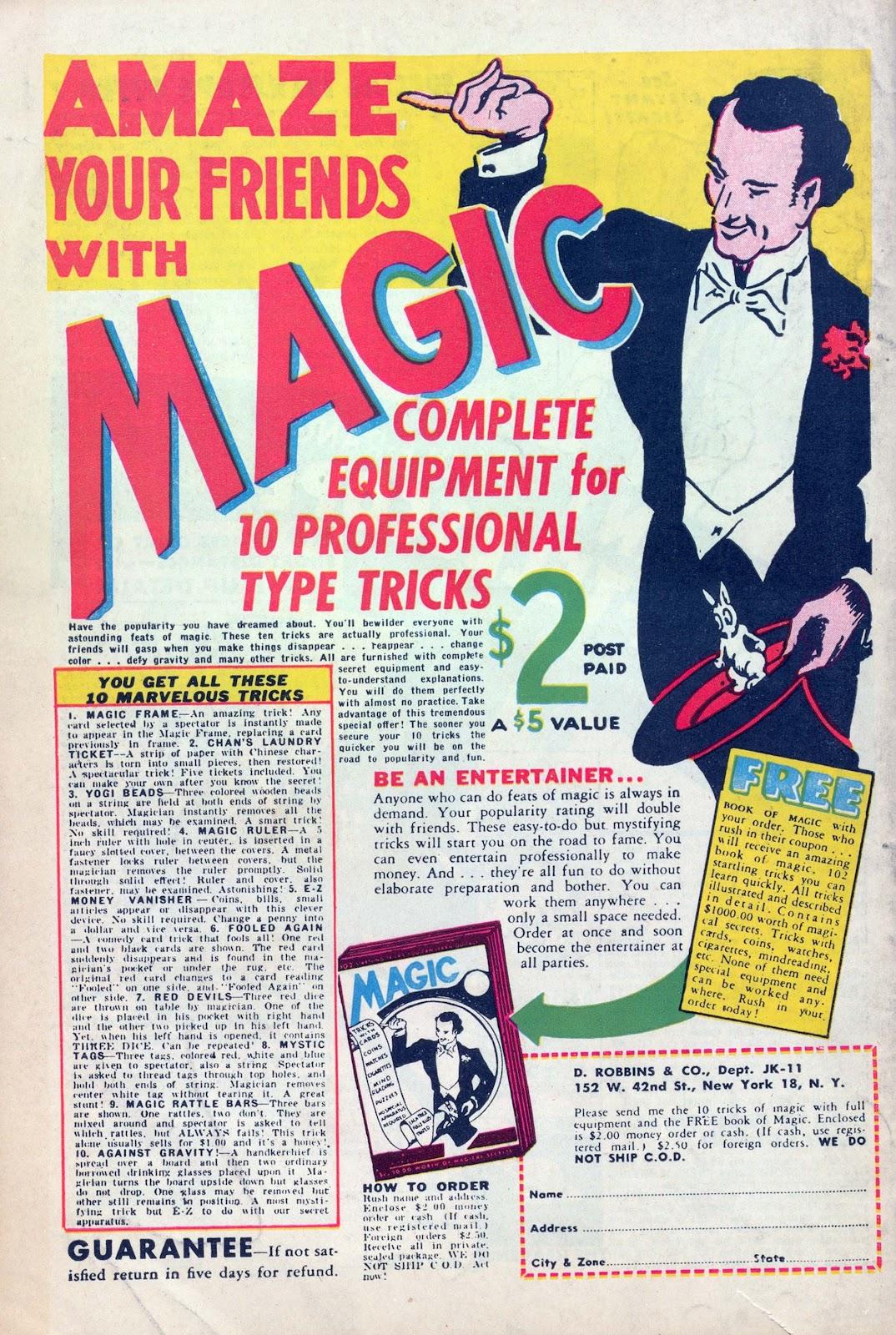 Read online Joker Comics comic -  Issue #17 - 52