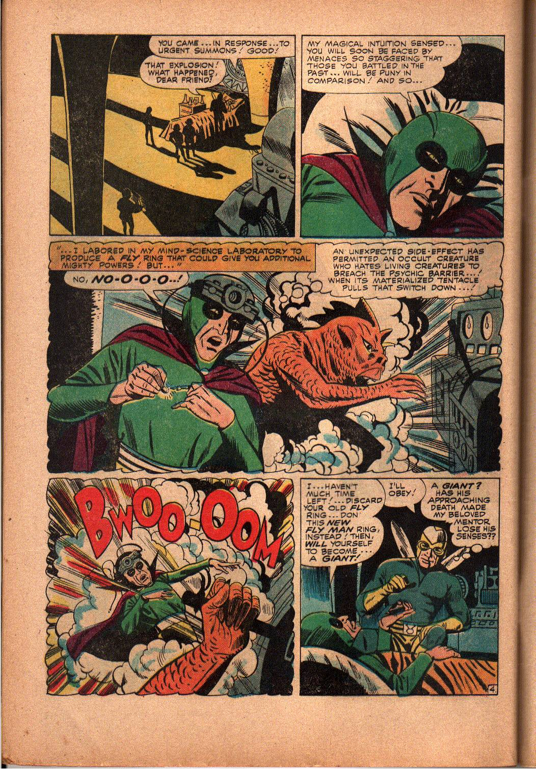 The Mighty Crusaders (1965) Issue #3 #3 - English 27