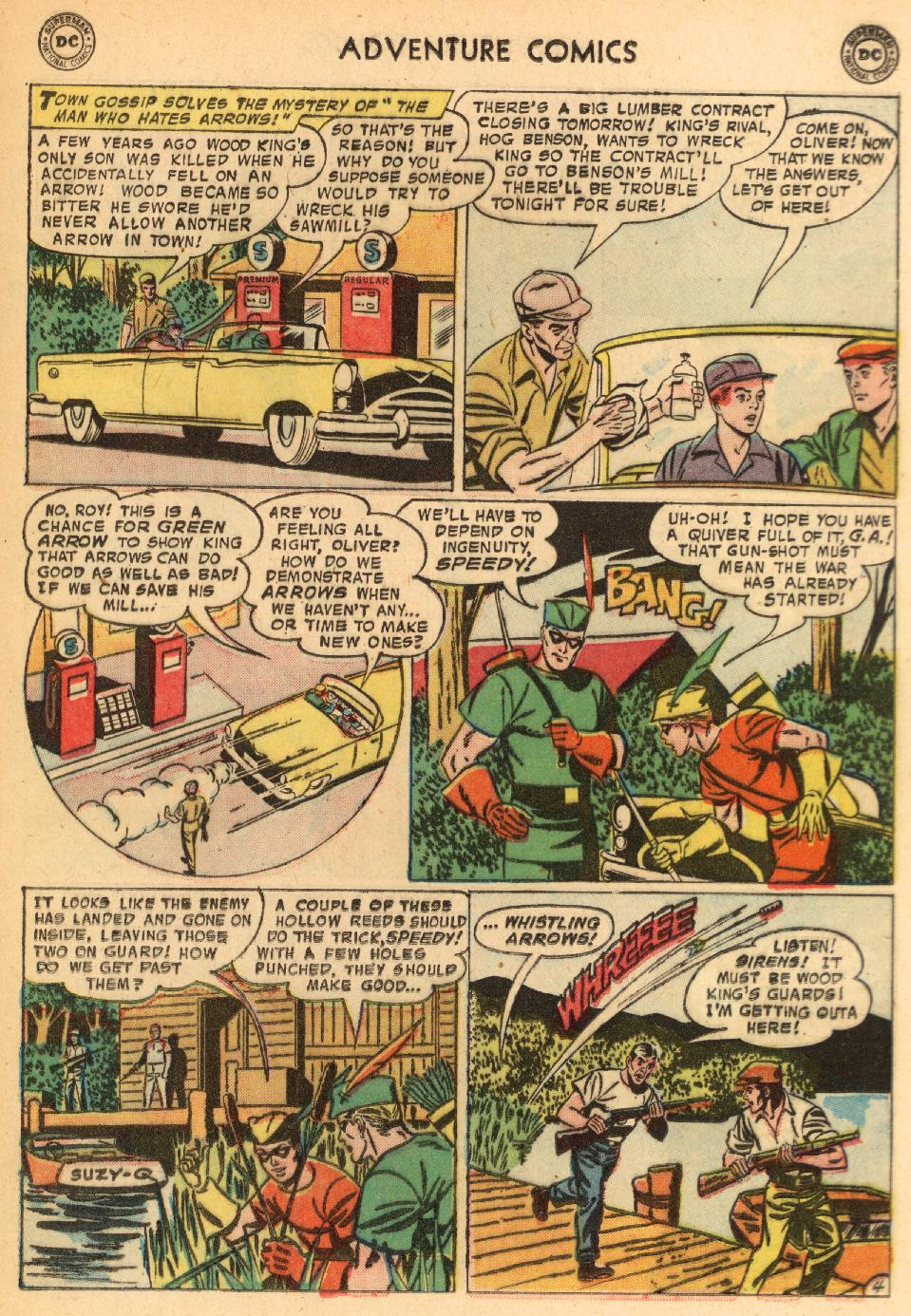 Read online Adventure Comics (1938) comic -  Issue #249 - 21