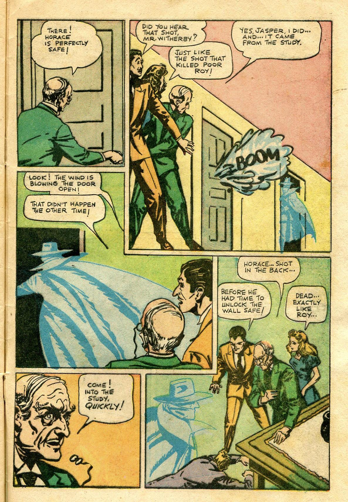 Read online Shadow Comics comic -  Issue #65 - 45