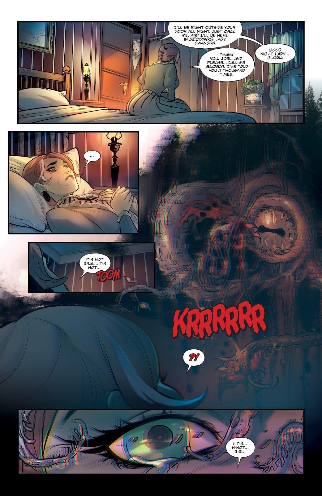 Read online Mirka Andolfo's Mercy comic -  Issue #1 - 23