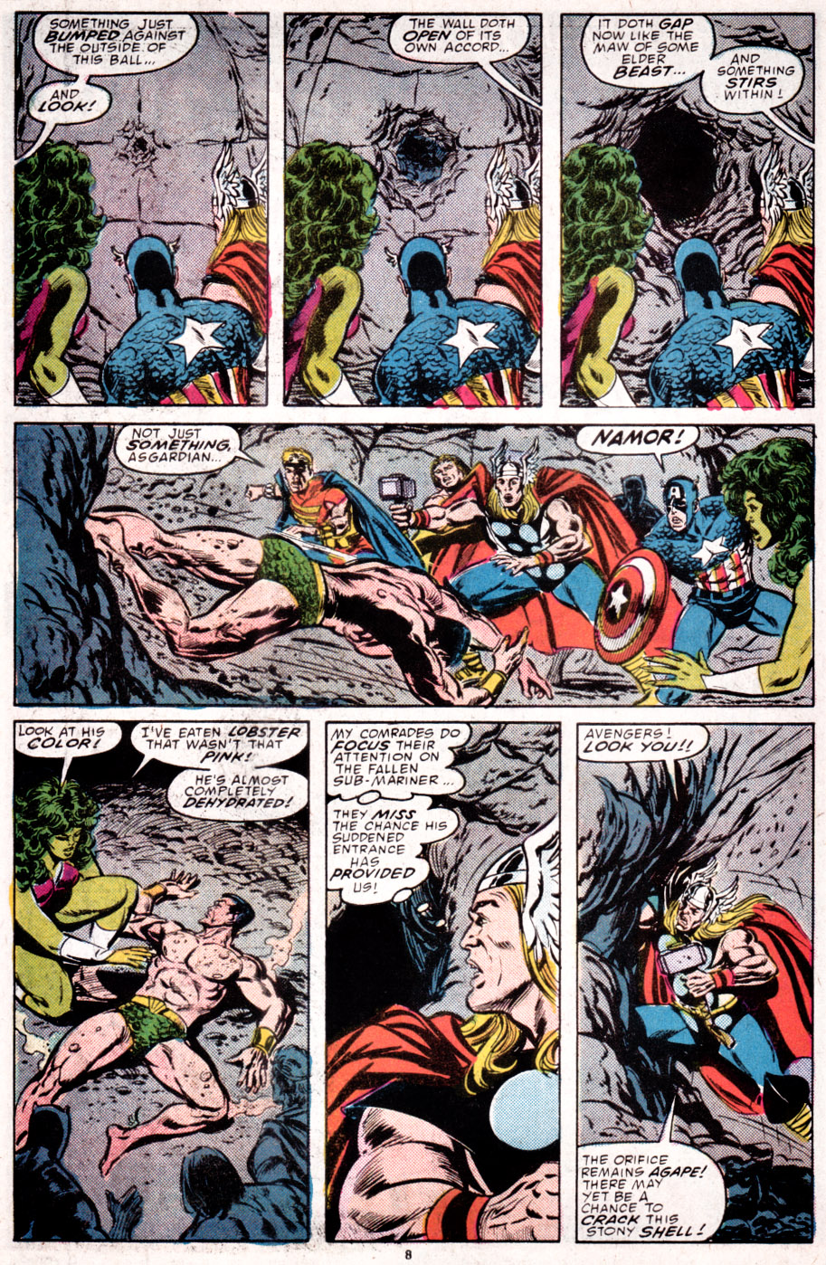 The Avengers (1963) 306 Page 6