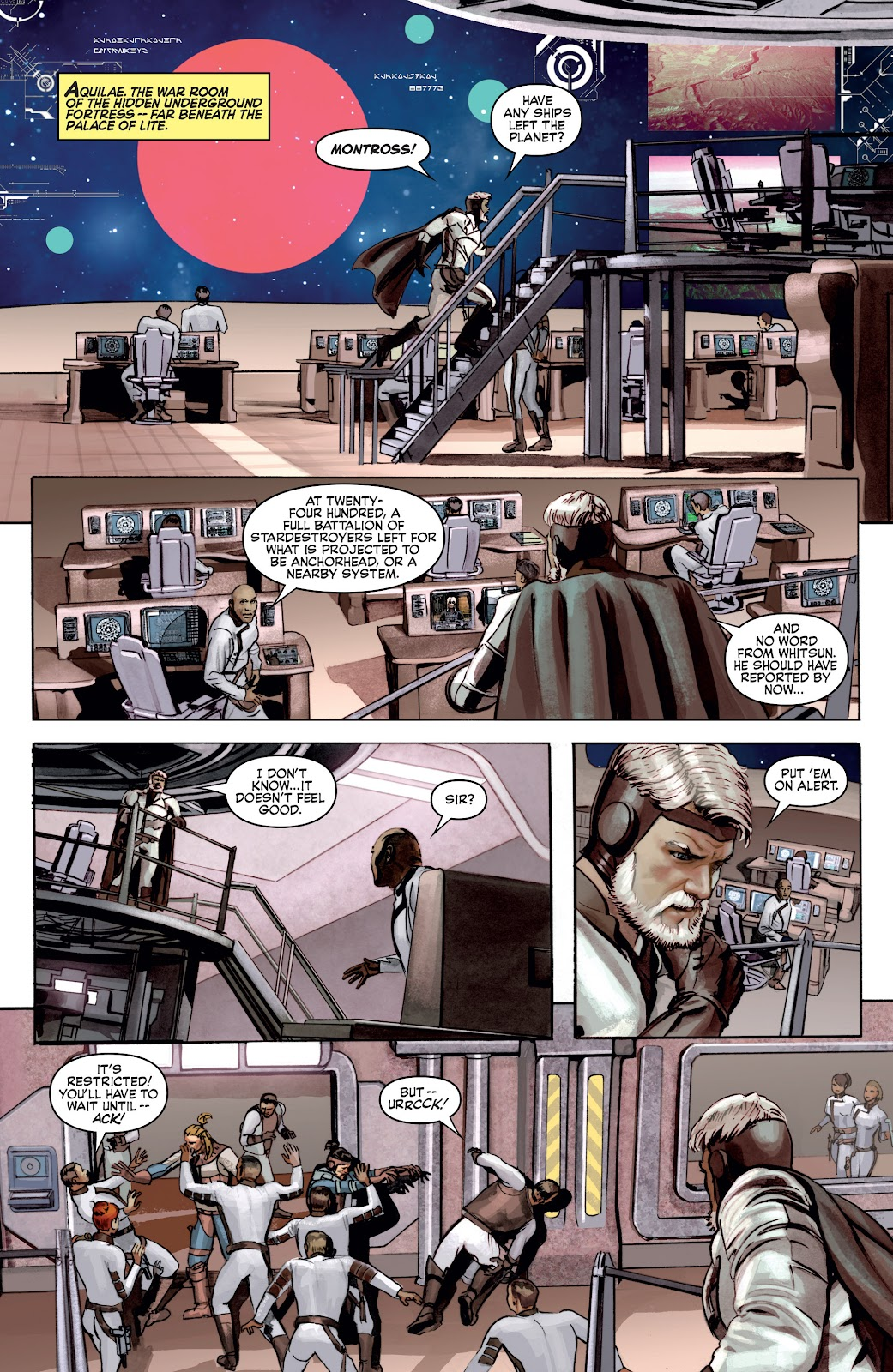 Read online Star Wars Legends: Infinities - Epic Collection comic -  Issue # TPB (Part 4) - 11
