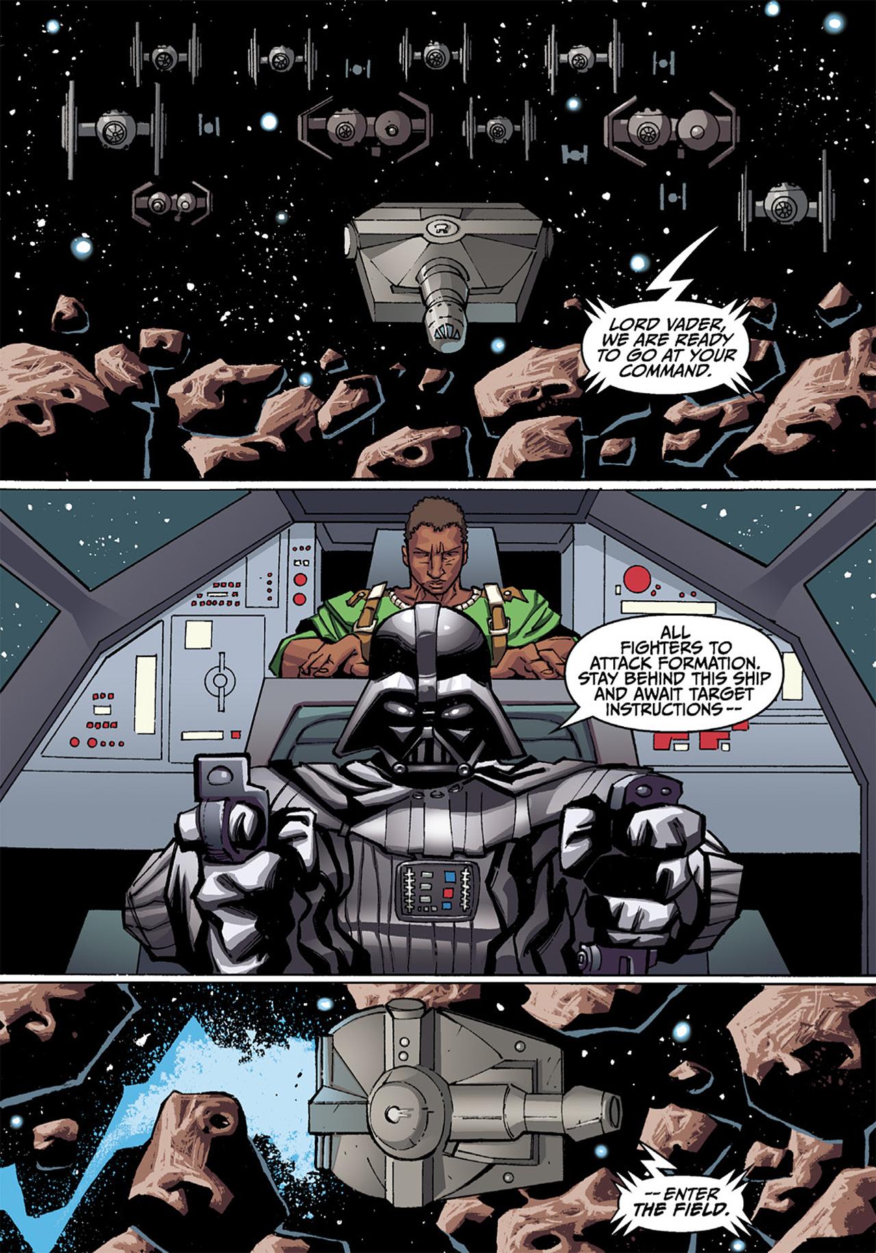 Read online Star Wars Omnibus comic -  Issue # Vol. 33 - 264