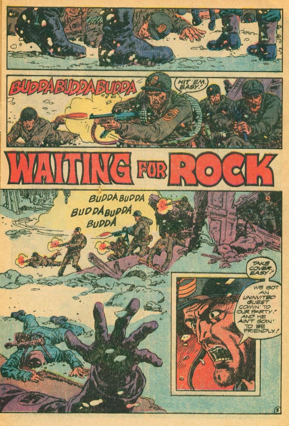 Read online Sgt. Rock comic -  Issue #328 - 4