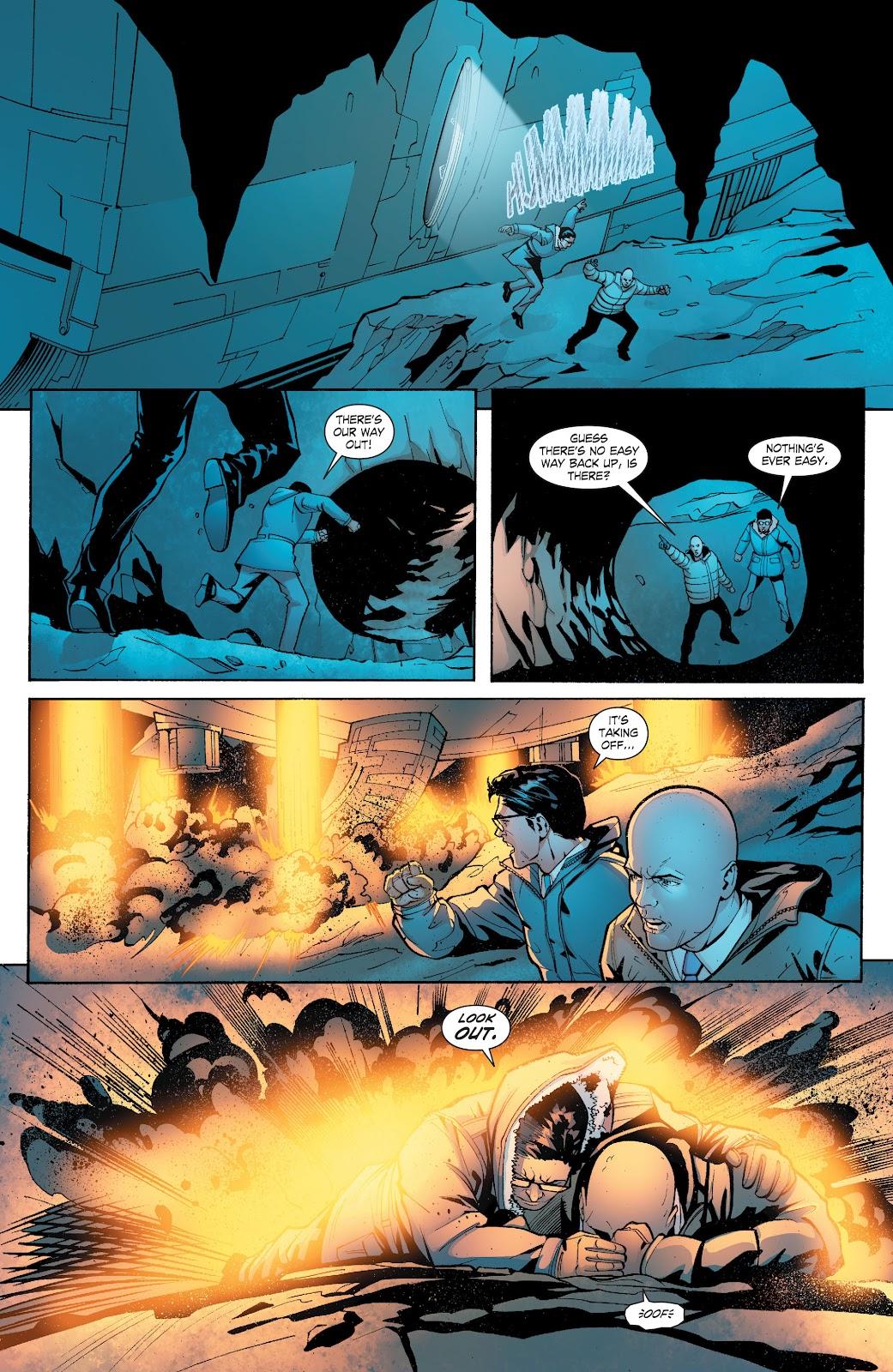 Read online Smallville Season 11 [II] comic -  Issue # TPB 6 - 139