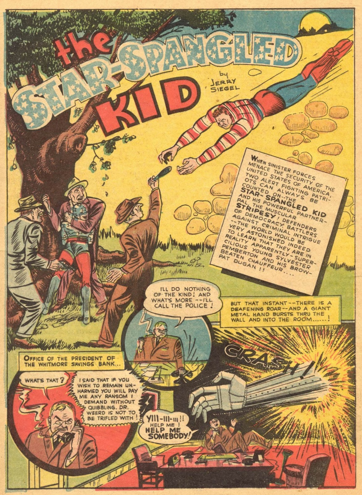 Star Spangled Comics (1941) issue 1 - Page 48