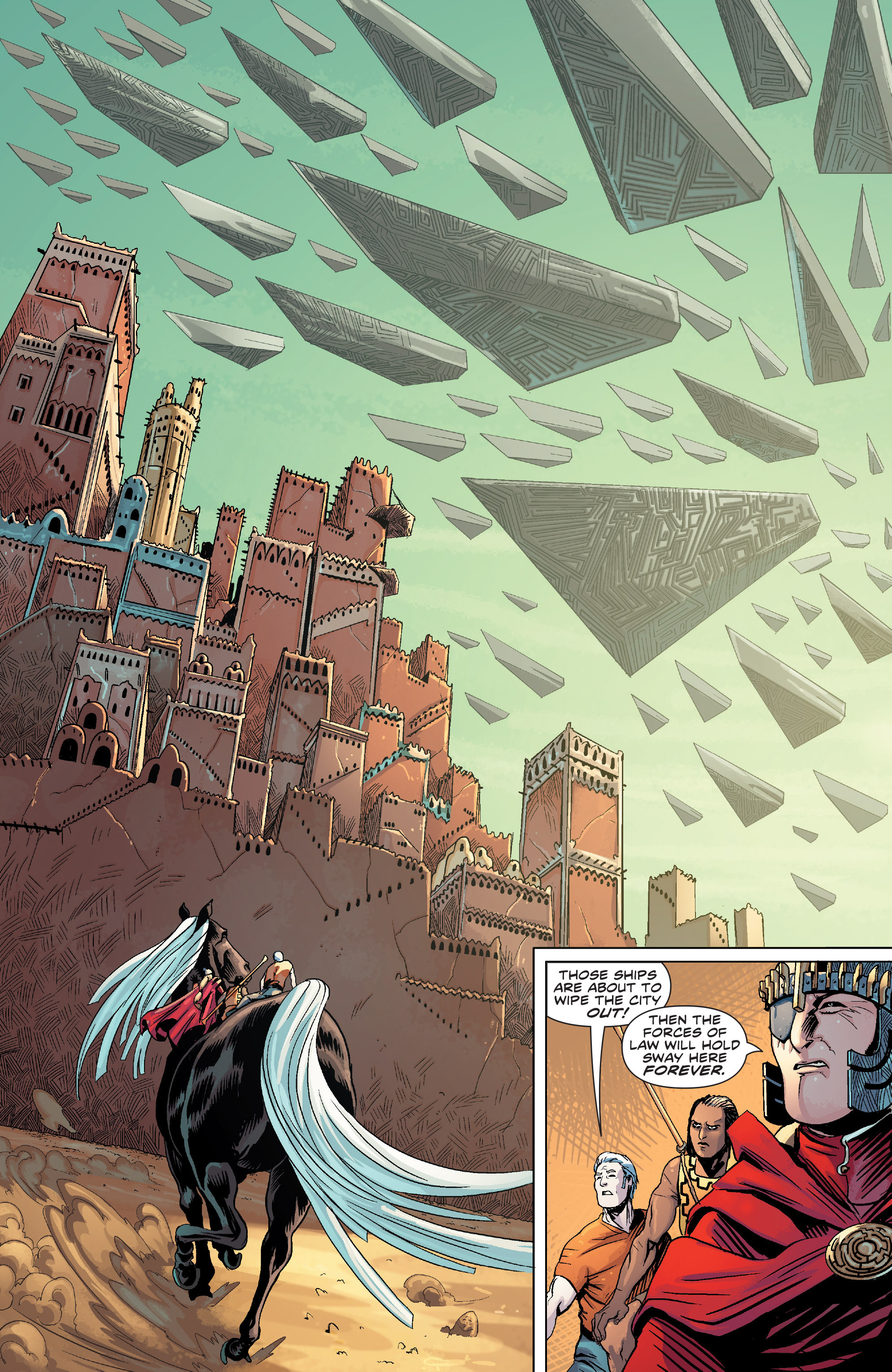 Read online Elric: The Balance Lost comic -  Issue # TPB 2 - 47
