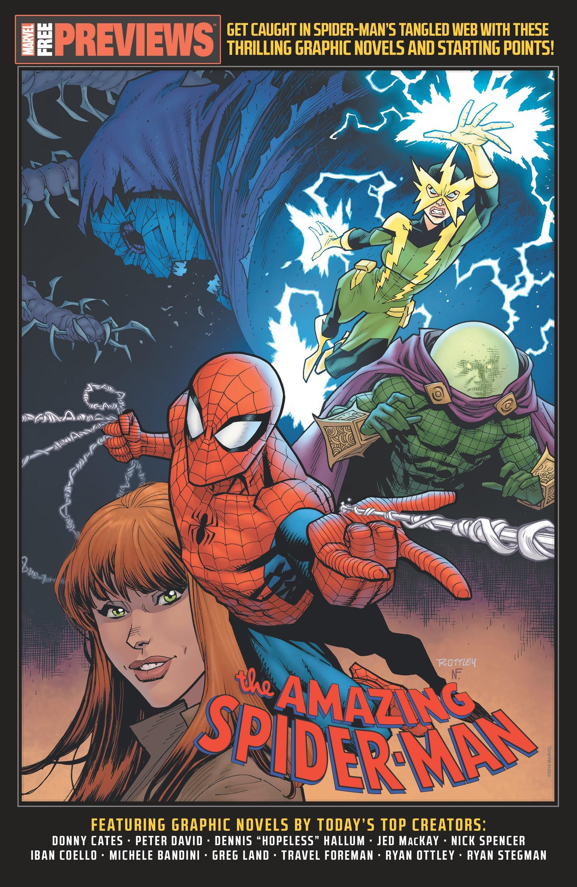 Spider-Man: Start Here Sampler Full Page 1