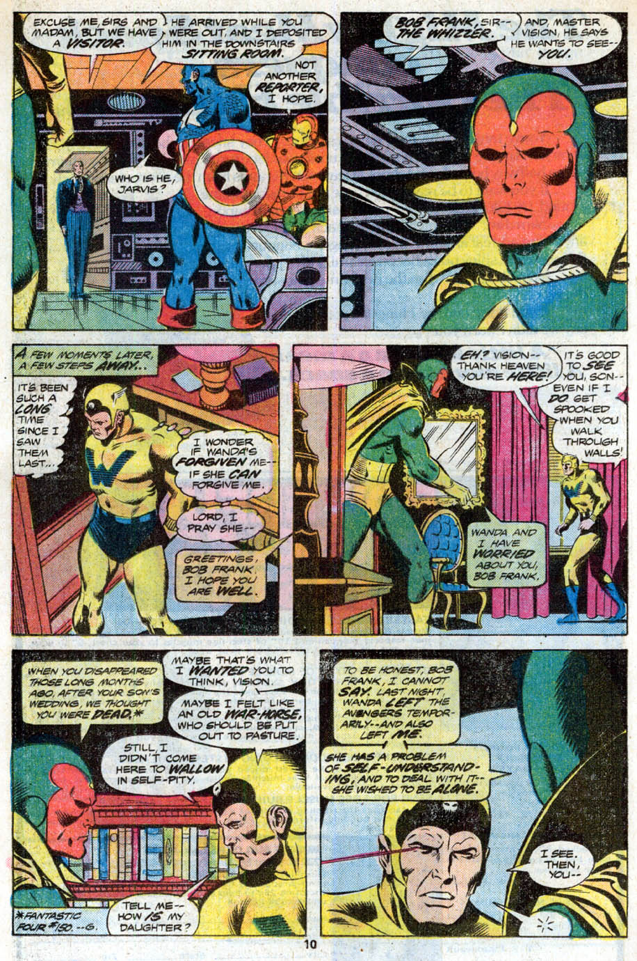 The Avengers (1963) 153 Page 6