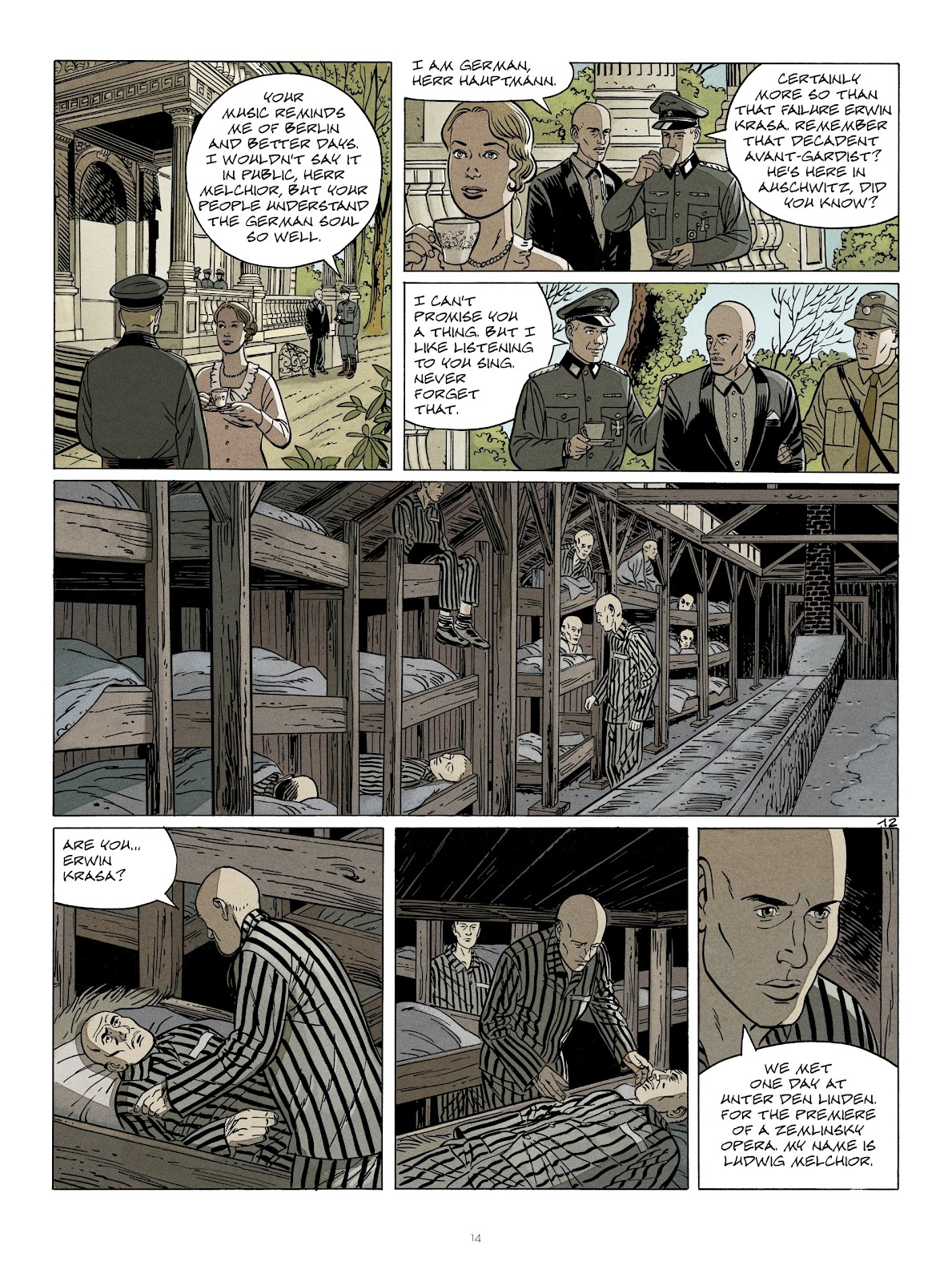 Read online Sherman comic -  Issue #7 - 14