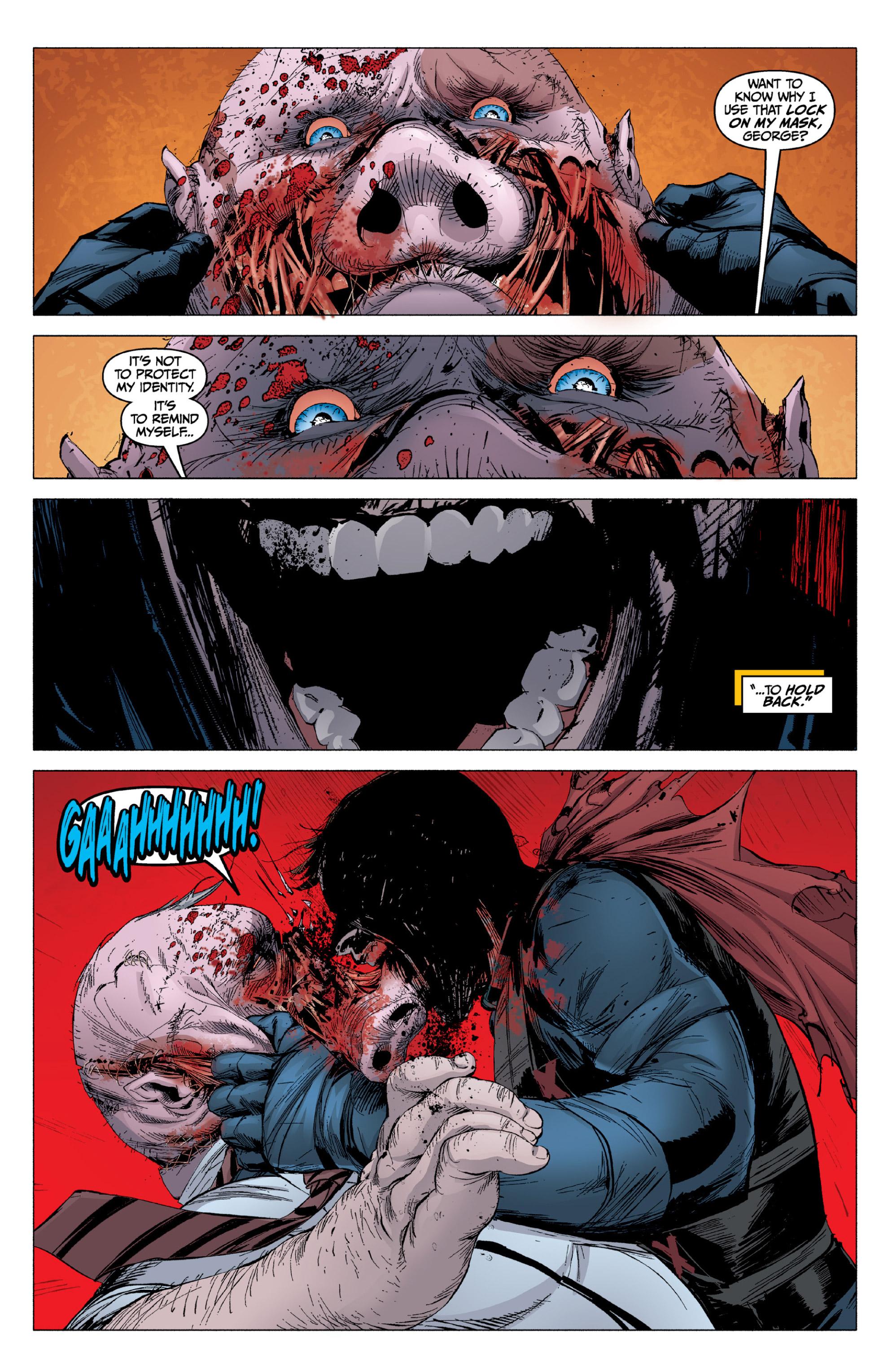 Read online X: Big Bad comic -  Issue # Full - 118